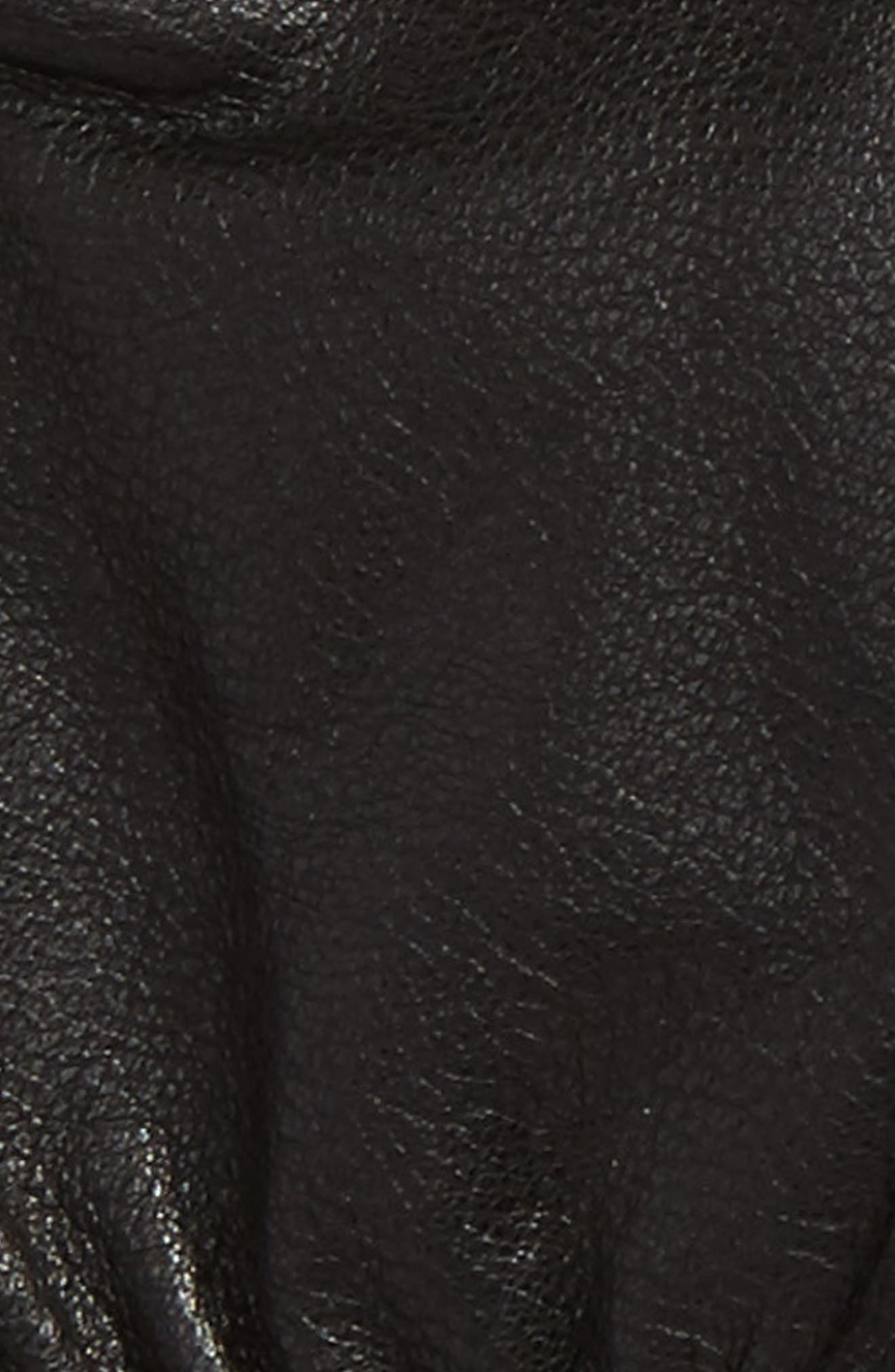 Barrow Leather Gloves,                             Alternate thumbnail 2, color,                             001