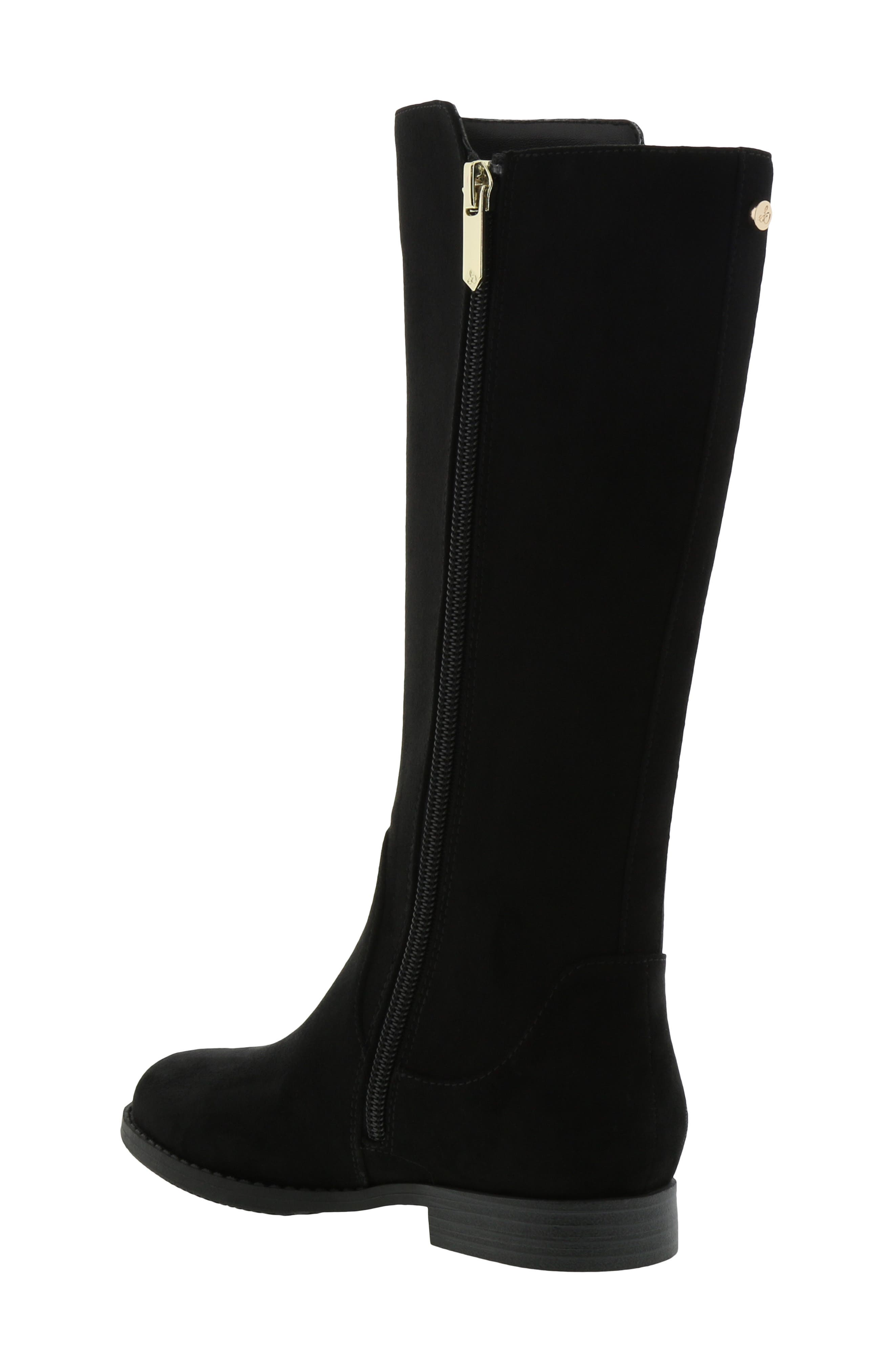 Kendall Bethany Boot,                             Alternate thumbnail 2, color,                             BLACK