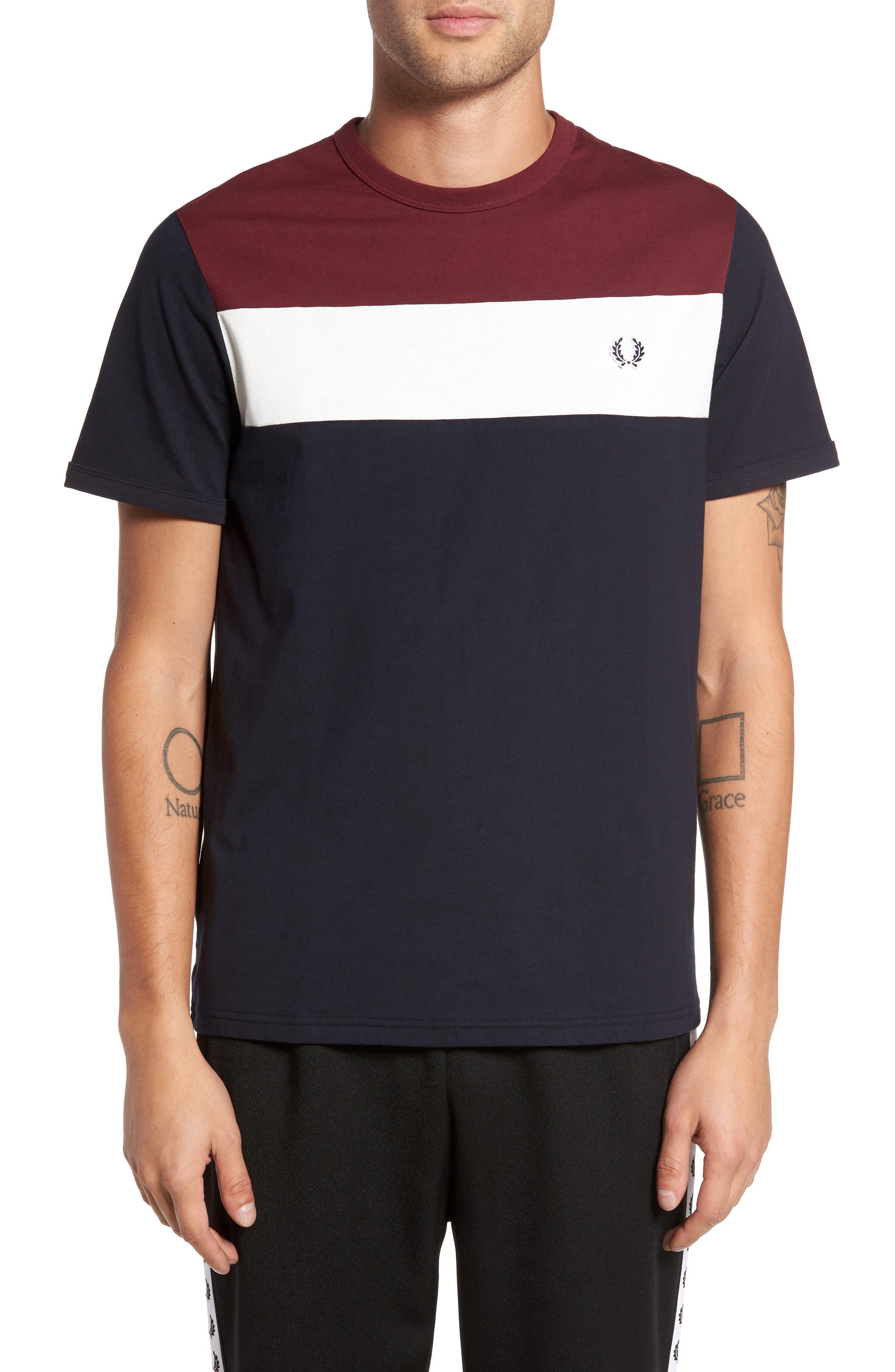 Colorblock T-Shirt,                         Main,                         color,