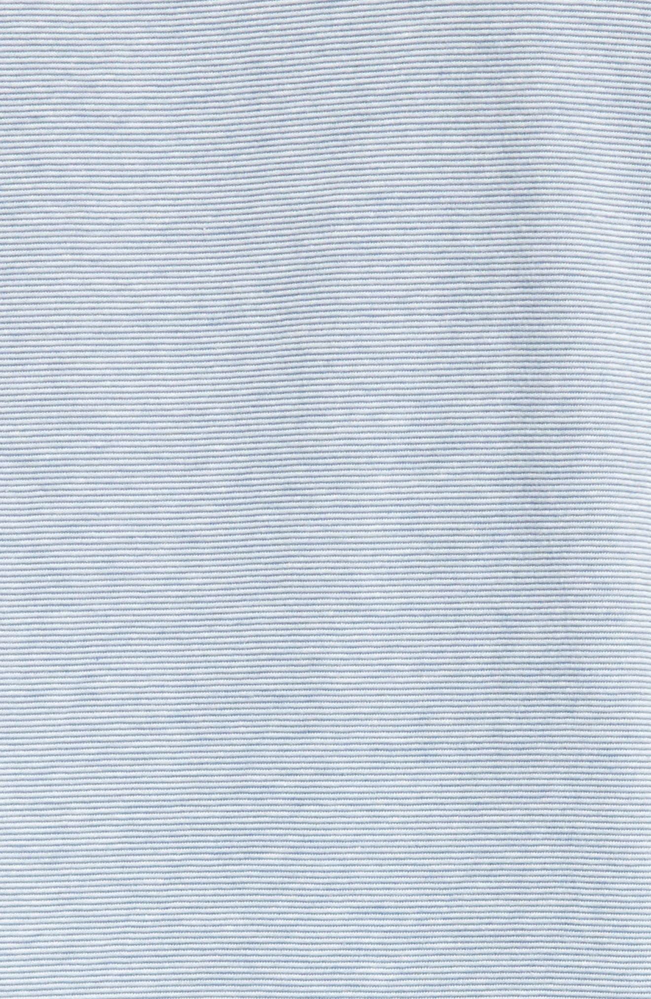 Eric Stripe Henley T-Shirt,                             Alternate thumbnail 4, color,                             400