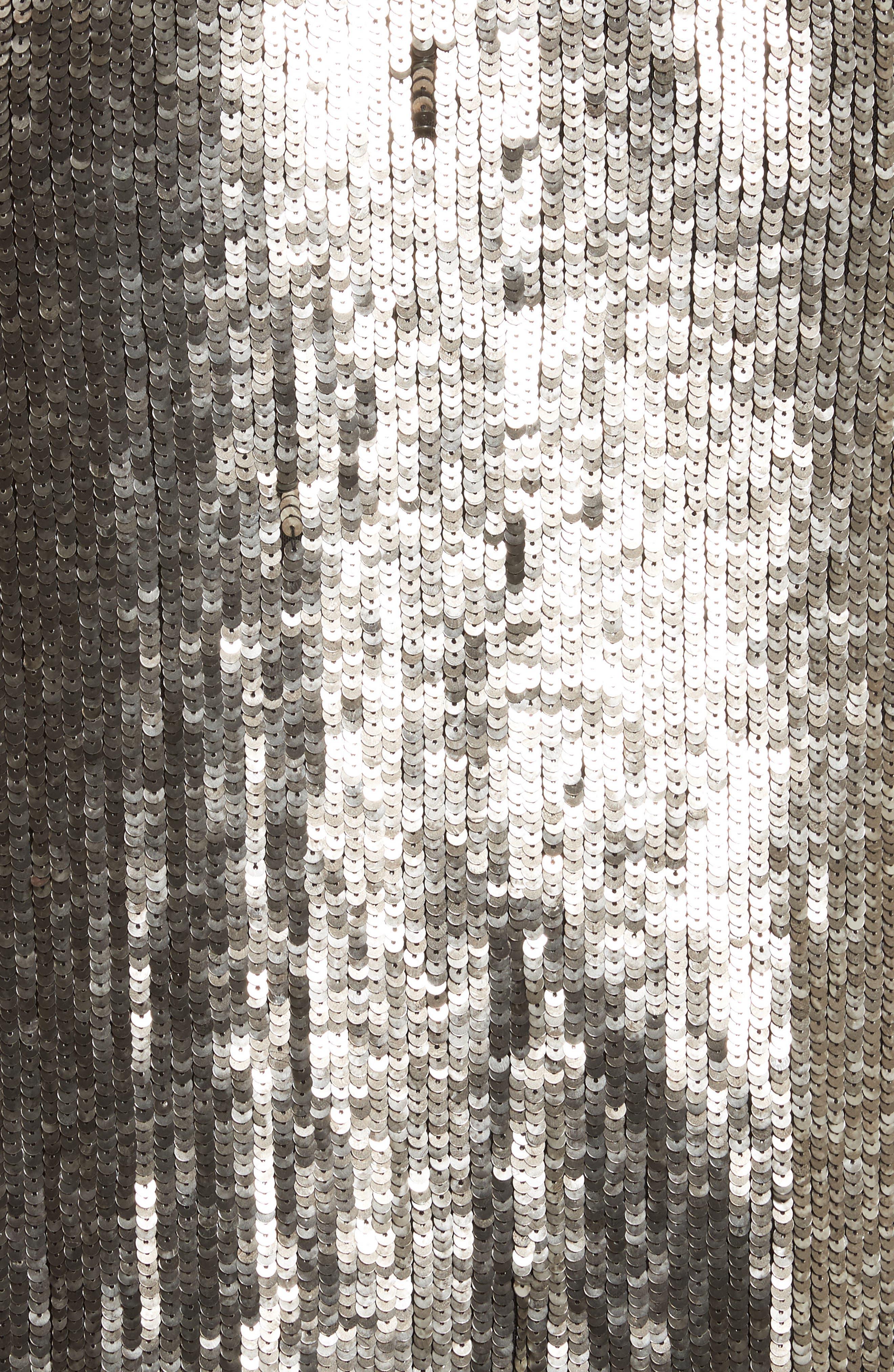 Ella Embellished Midi Skirt,                             Alternate thumbnail 5, color,                             047