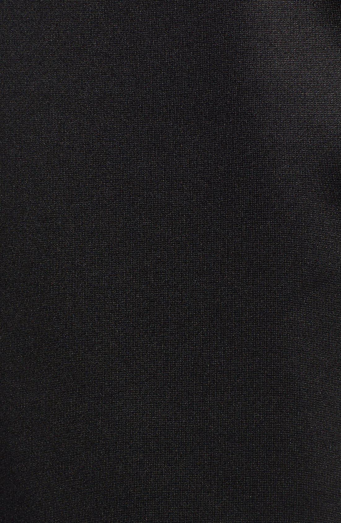 'Momentum' Fleece Jacket,                             Alternate thumbnail 6, color,                             001