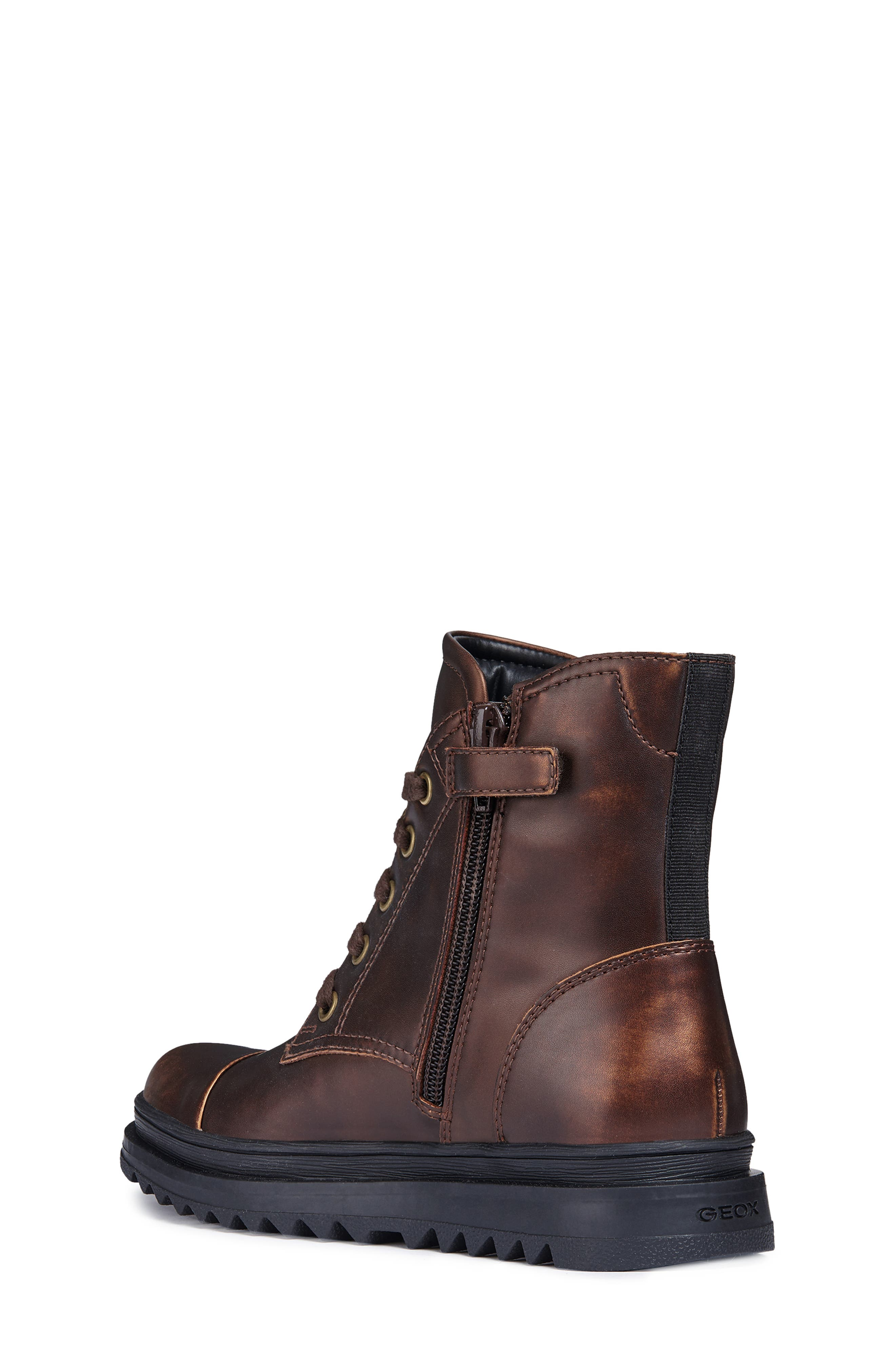 Gilly Jaw 2 Lace-Up Boot,                             Alternate thumbnail 2, color,                             BRONZE