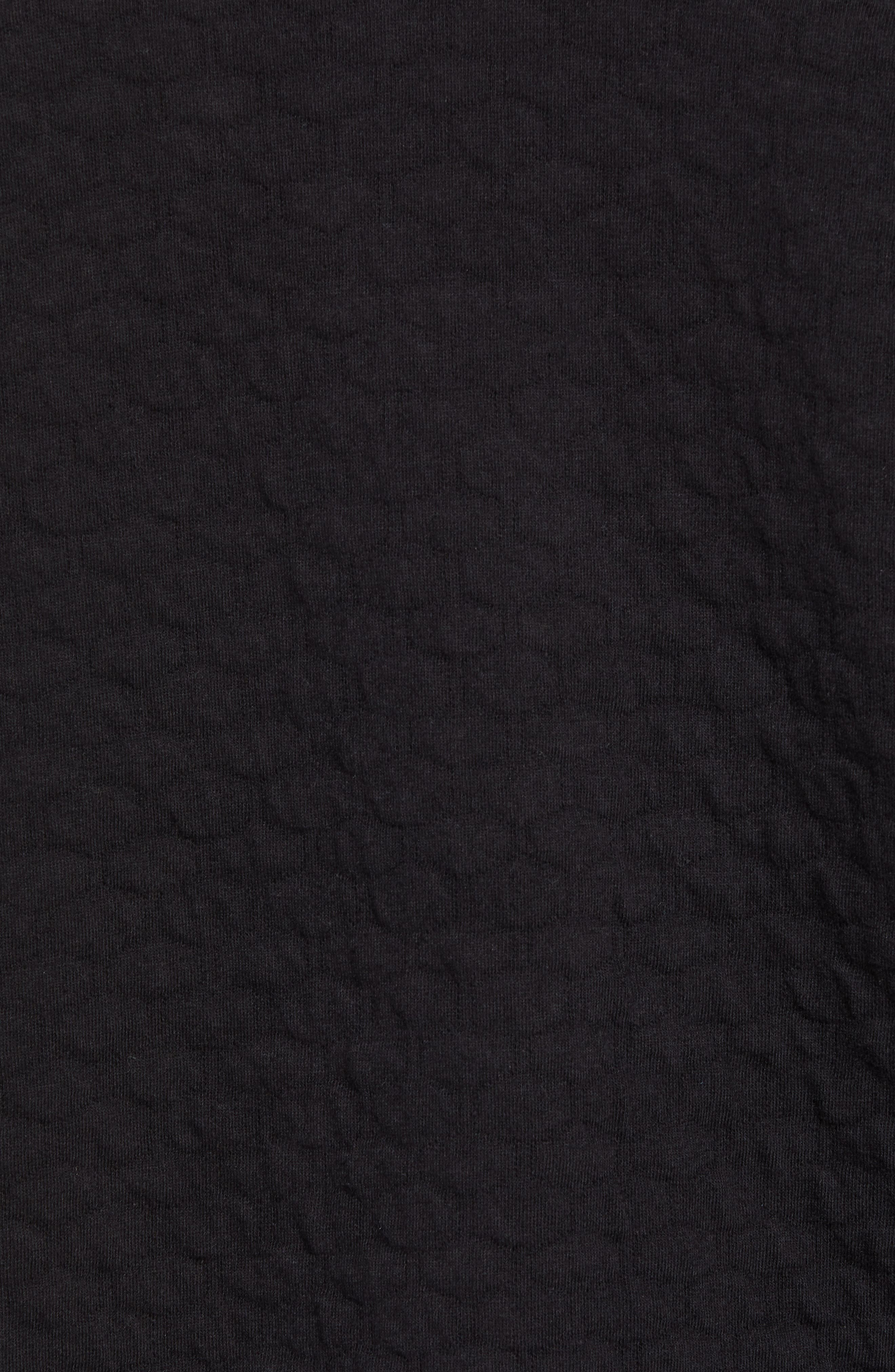Quilt Trip Jacket,                             Alternate thumbnail 6, color,                             BLACK