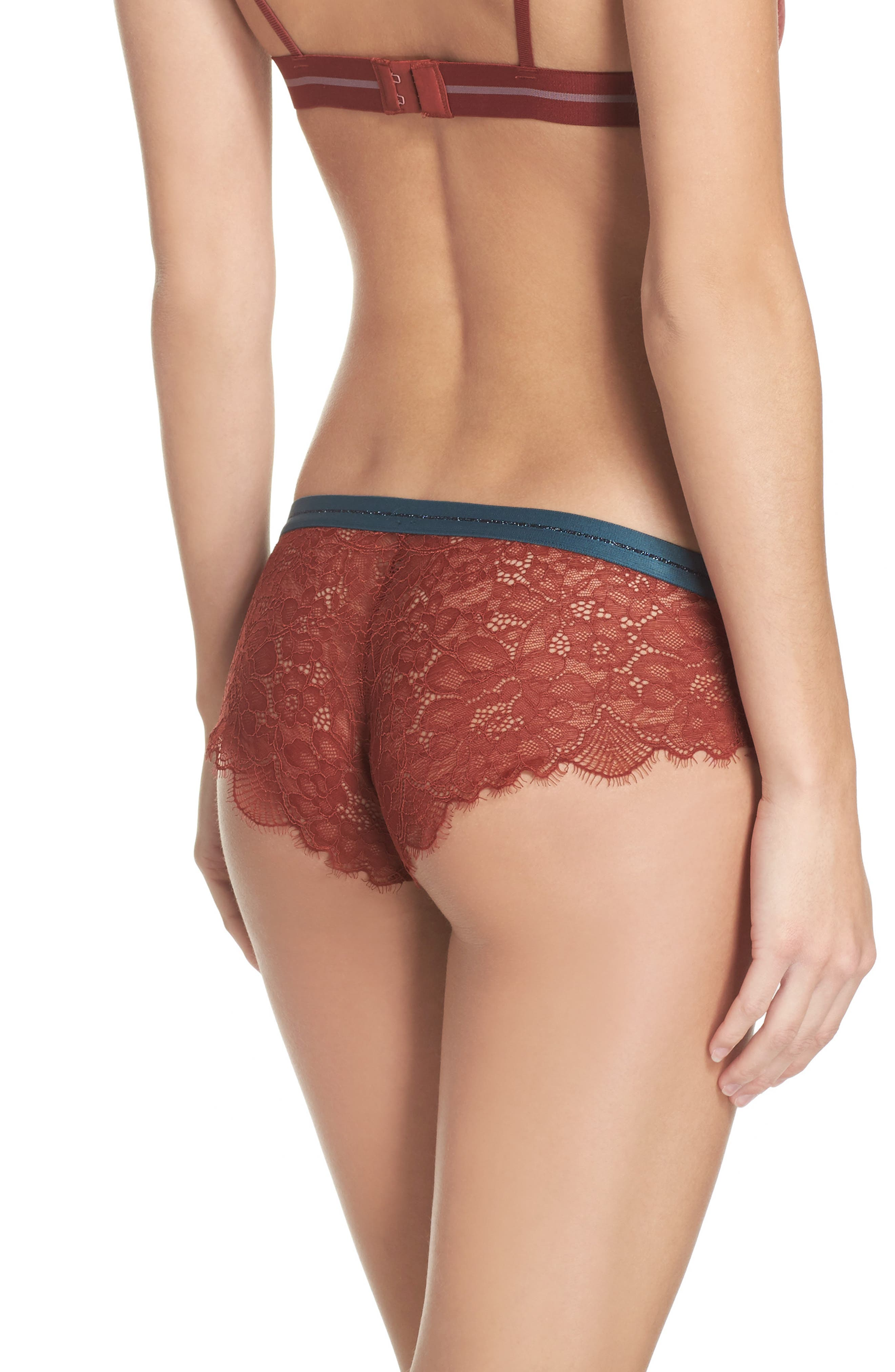 Dragonfly Lace Panties,                             Alternate thumbnail 2, color,                             200