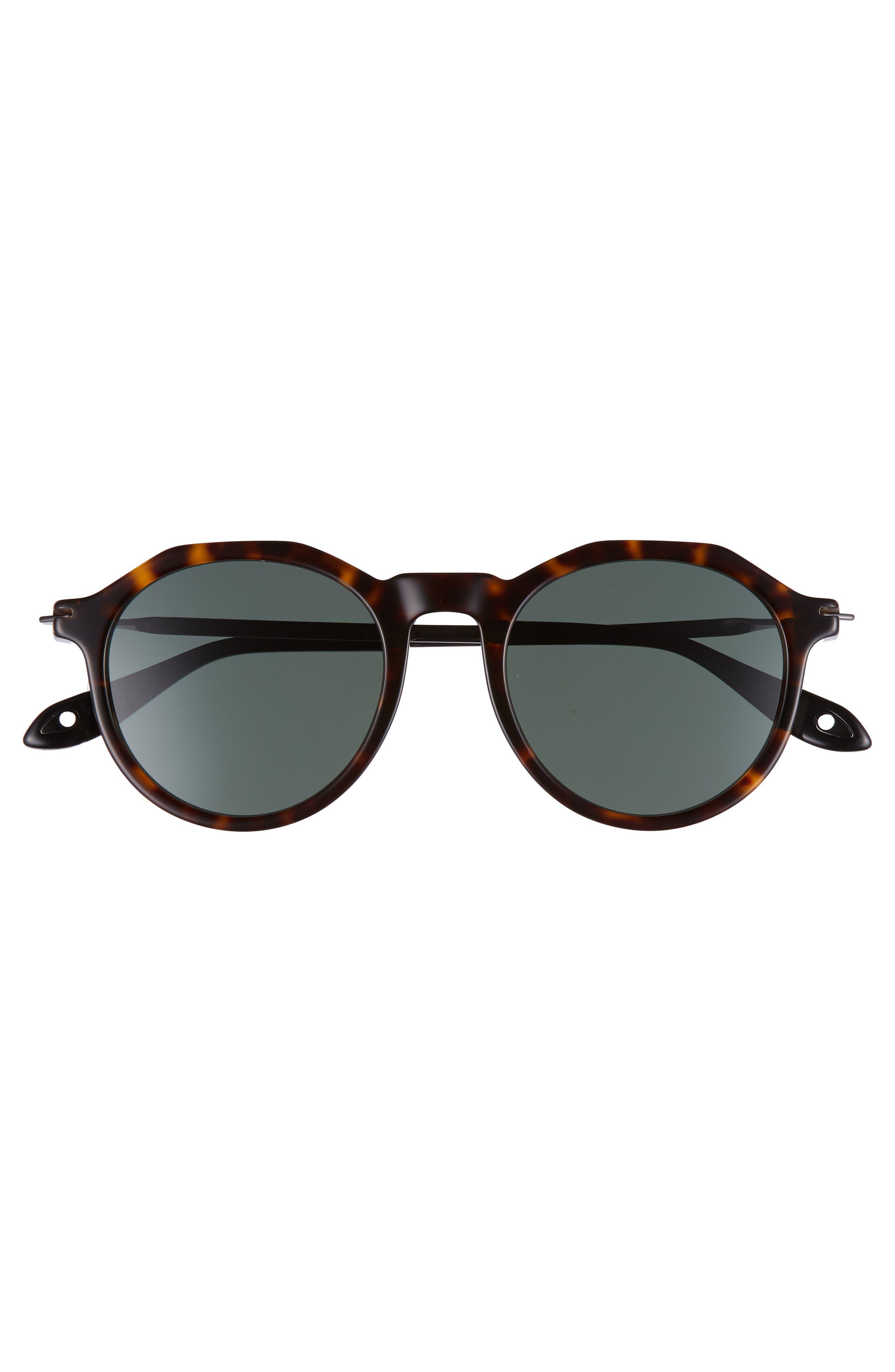 51mm Round Sunglasses,                             Alternate thumbnail 8, color,