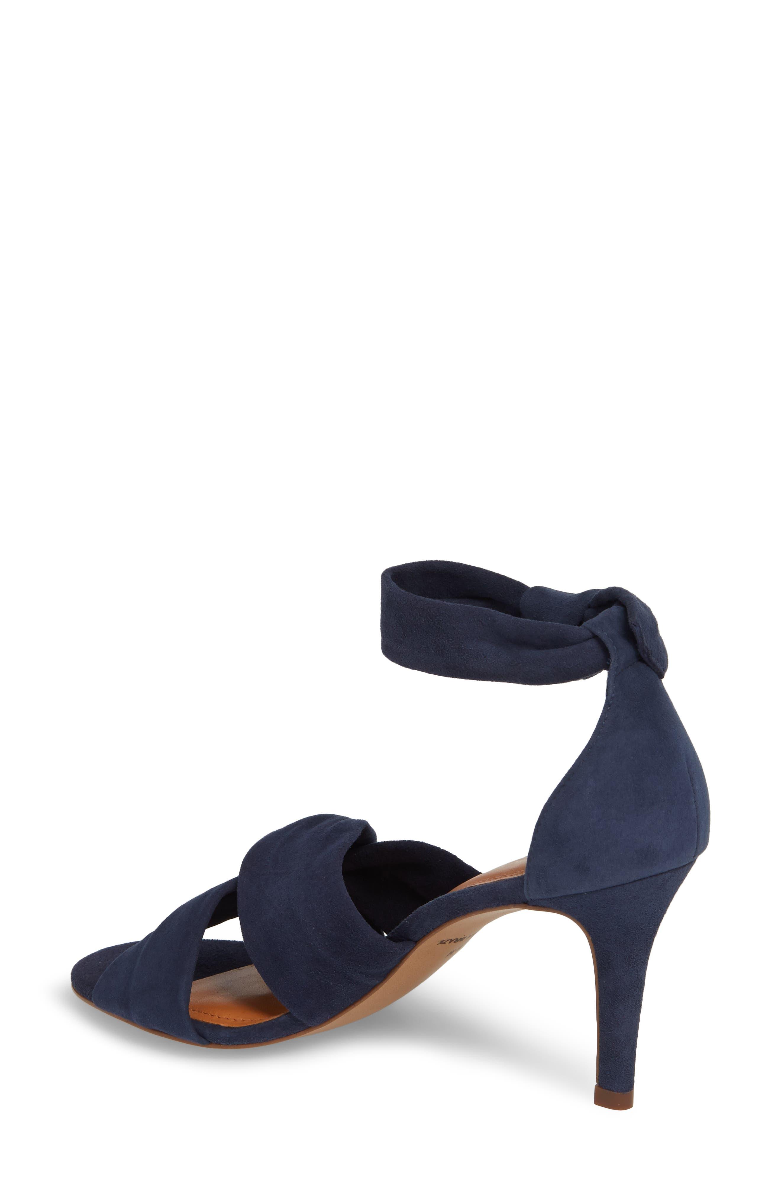 Anni Tie Ankle Sandal,                             Alternate thumbnail 4, color,