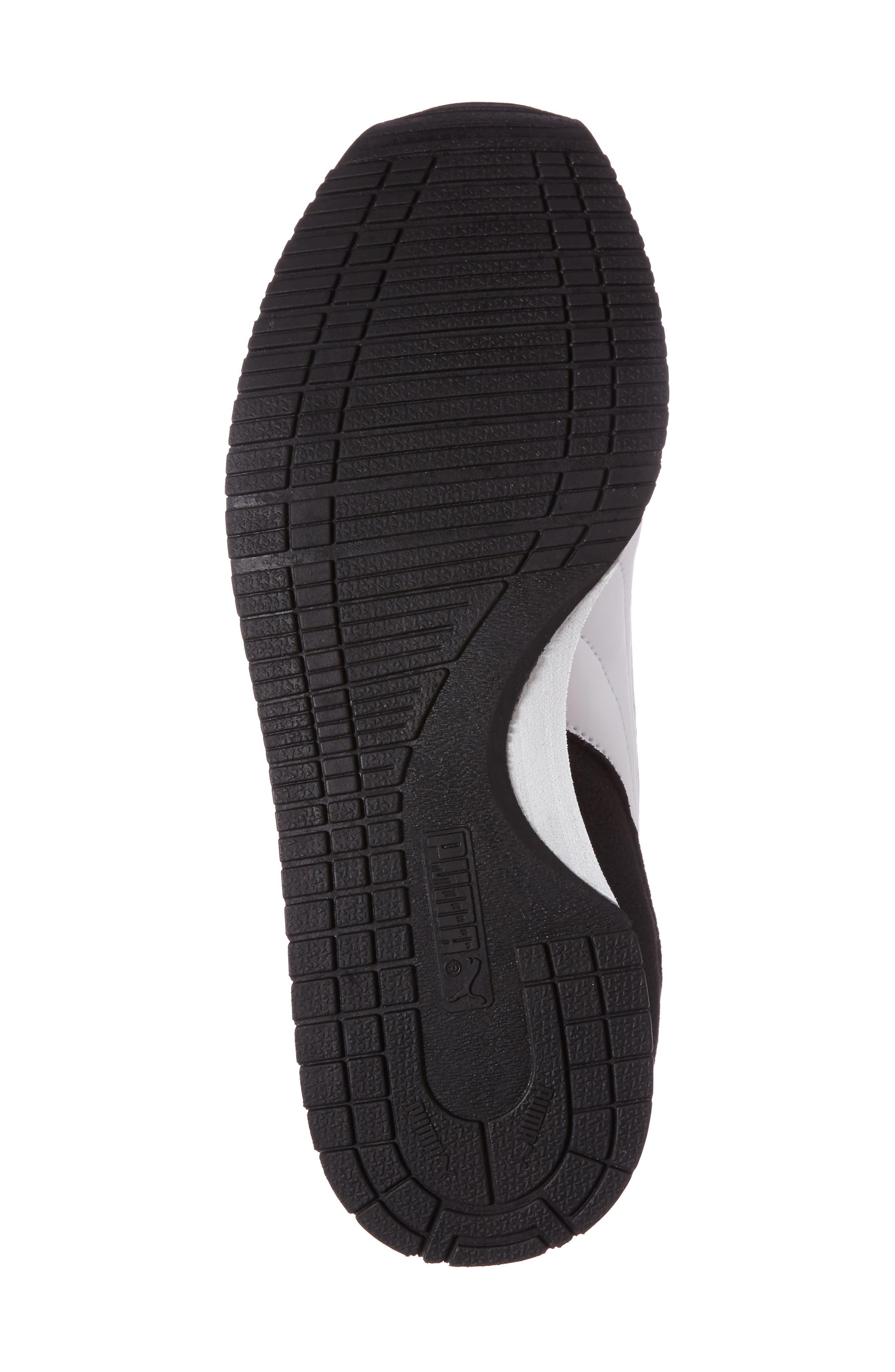 Cabana Racer Sneaker,                             Alternate thumbnail 4, color,                             001