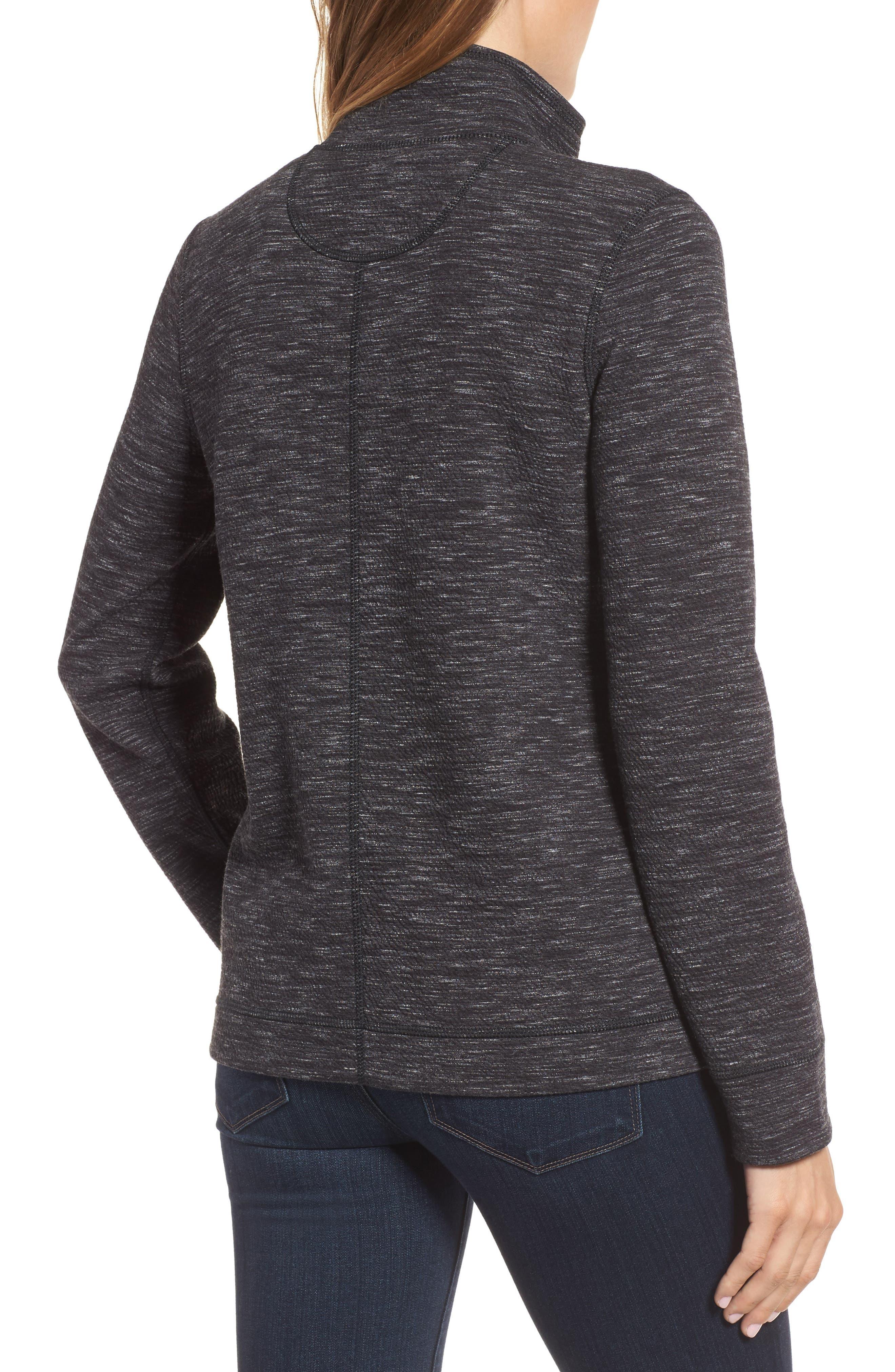 Reversible Marled Knit Jacket,                             Alternate thumbnail 2, color,                             021