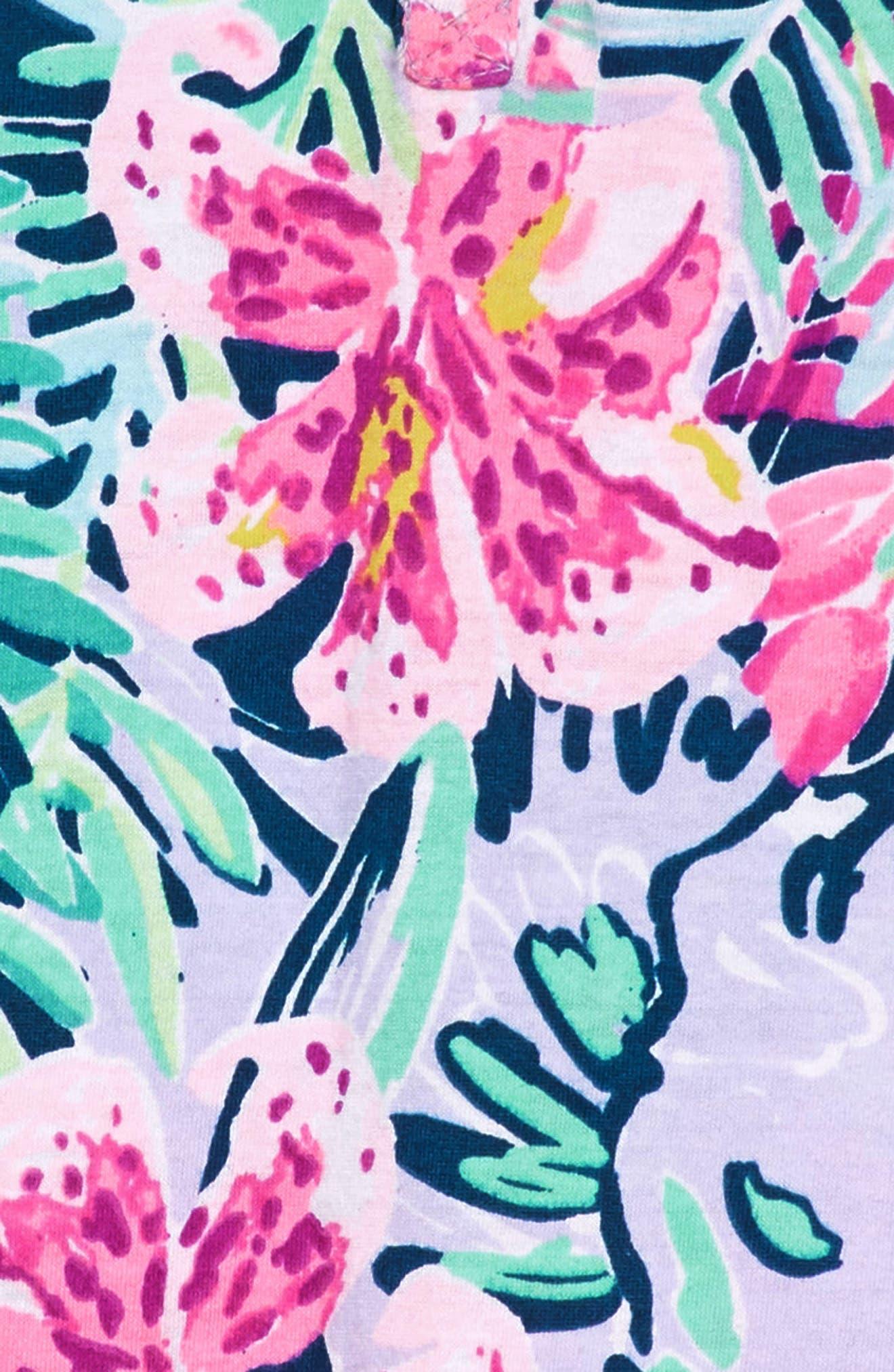 Mini Essie Shift Dress,                             Alternate thumbnail 3, color,                             MULTI SLATHOUSE SOIREE