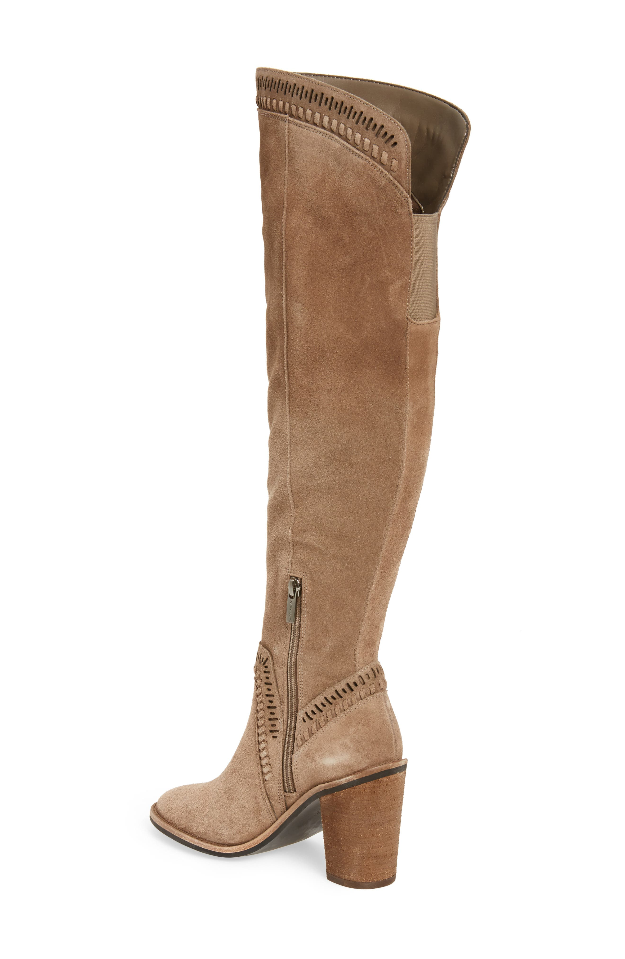 Madolee Over the Knee Boot,                             Alternate thumbnail 7, color,