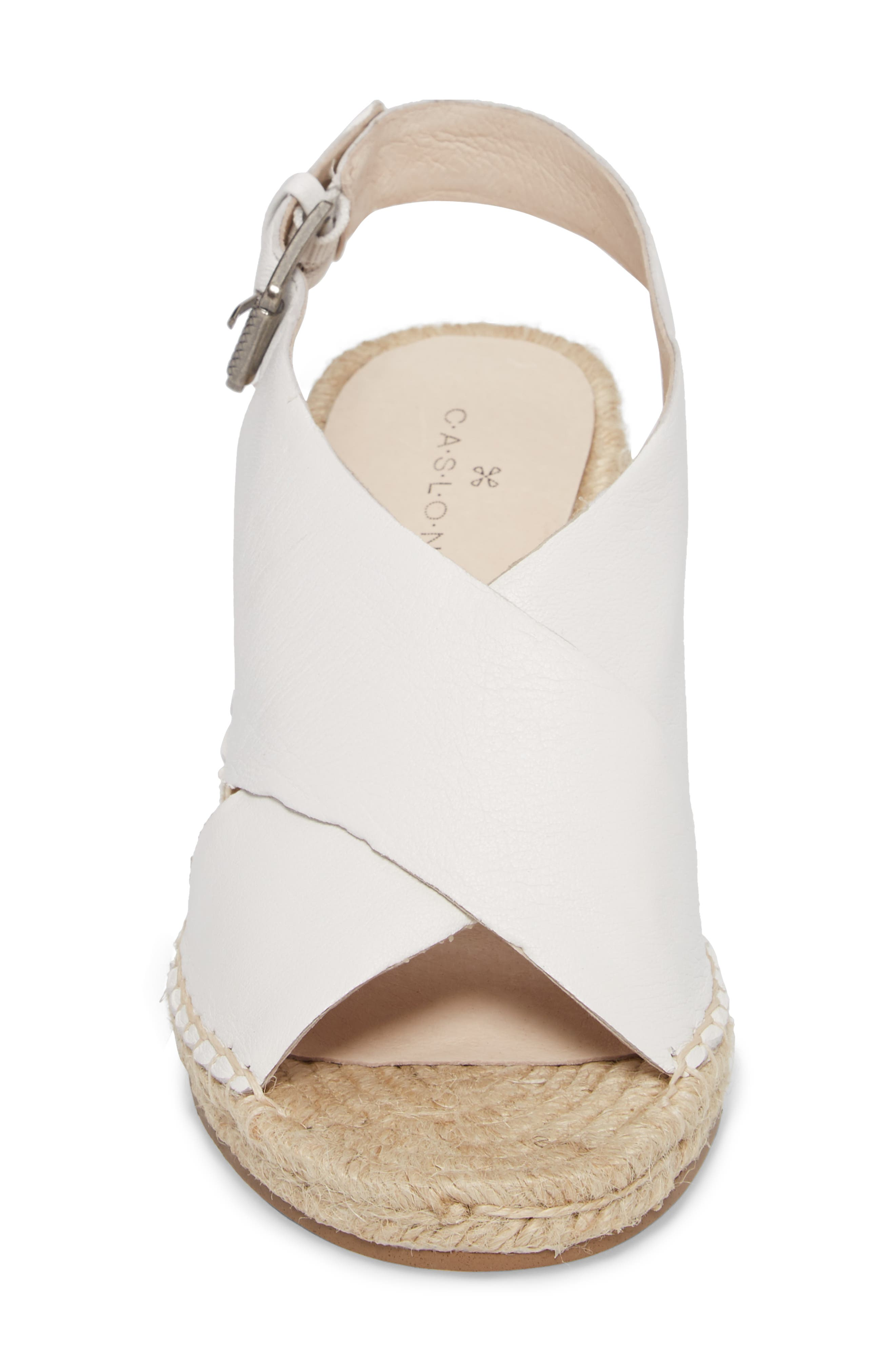 Suri Espadrille Wedge,                             Alternate thumbnail 18, color,