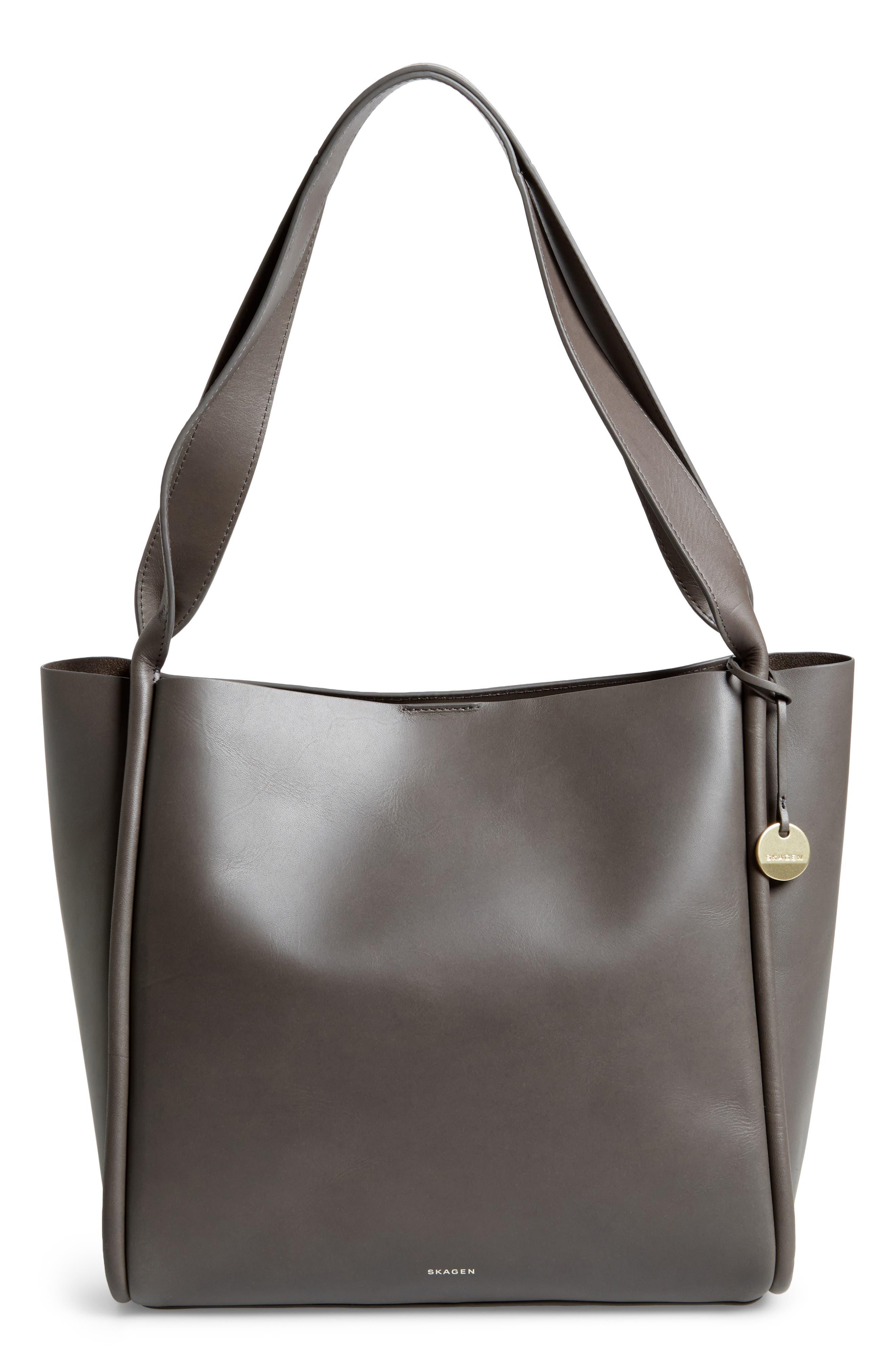 Karalie Leather Shoulder Bag,                             Main thumbnail 2, color,