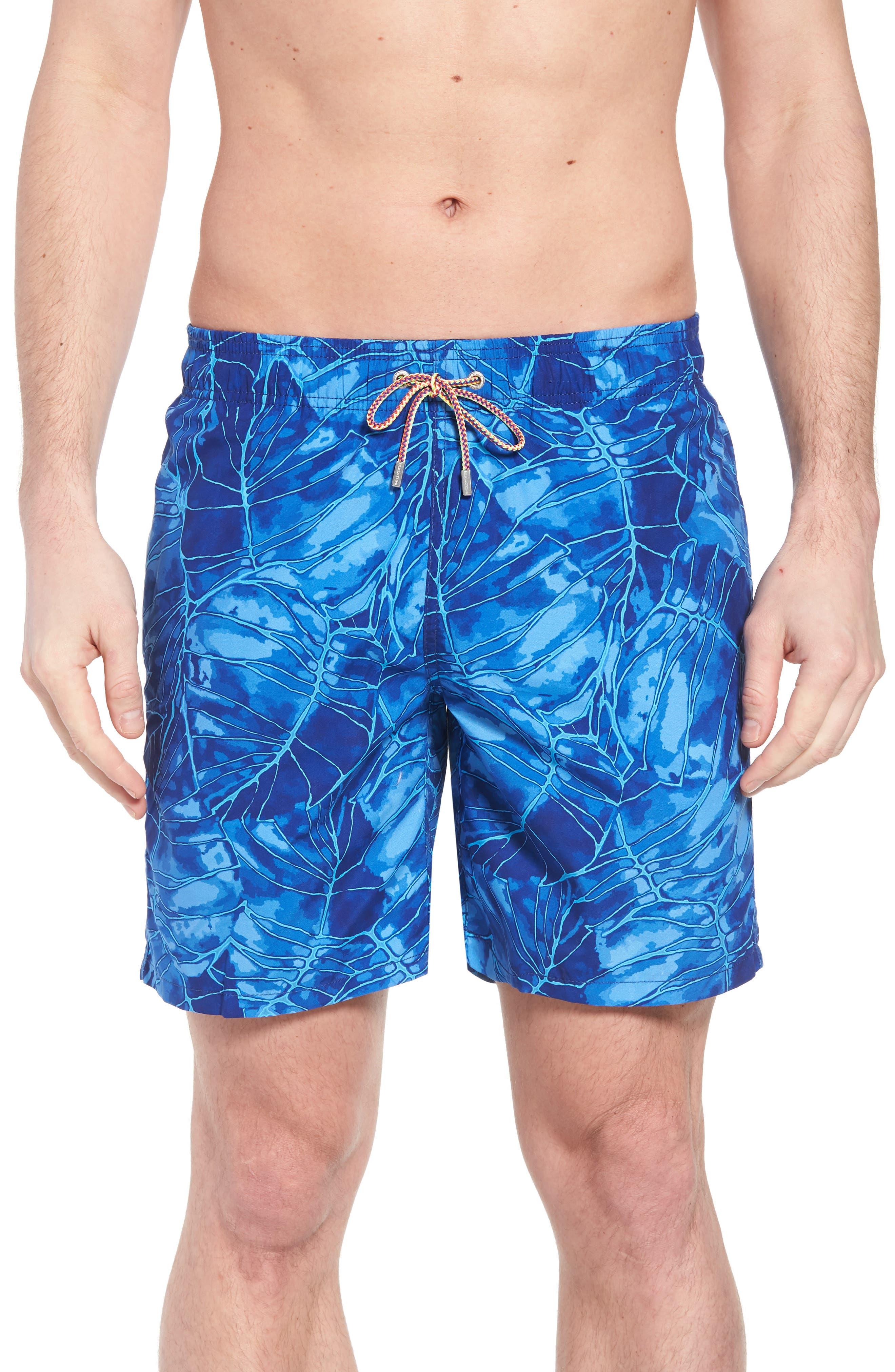 Swim Trunks,                         Main,                         color, OCEAN