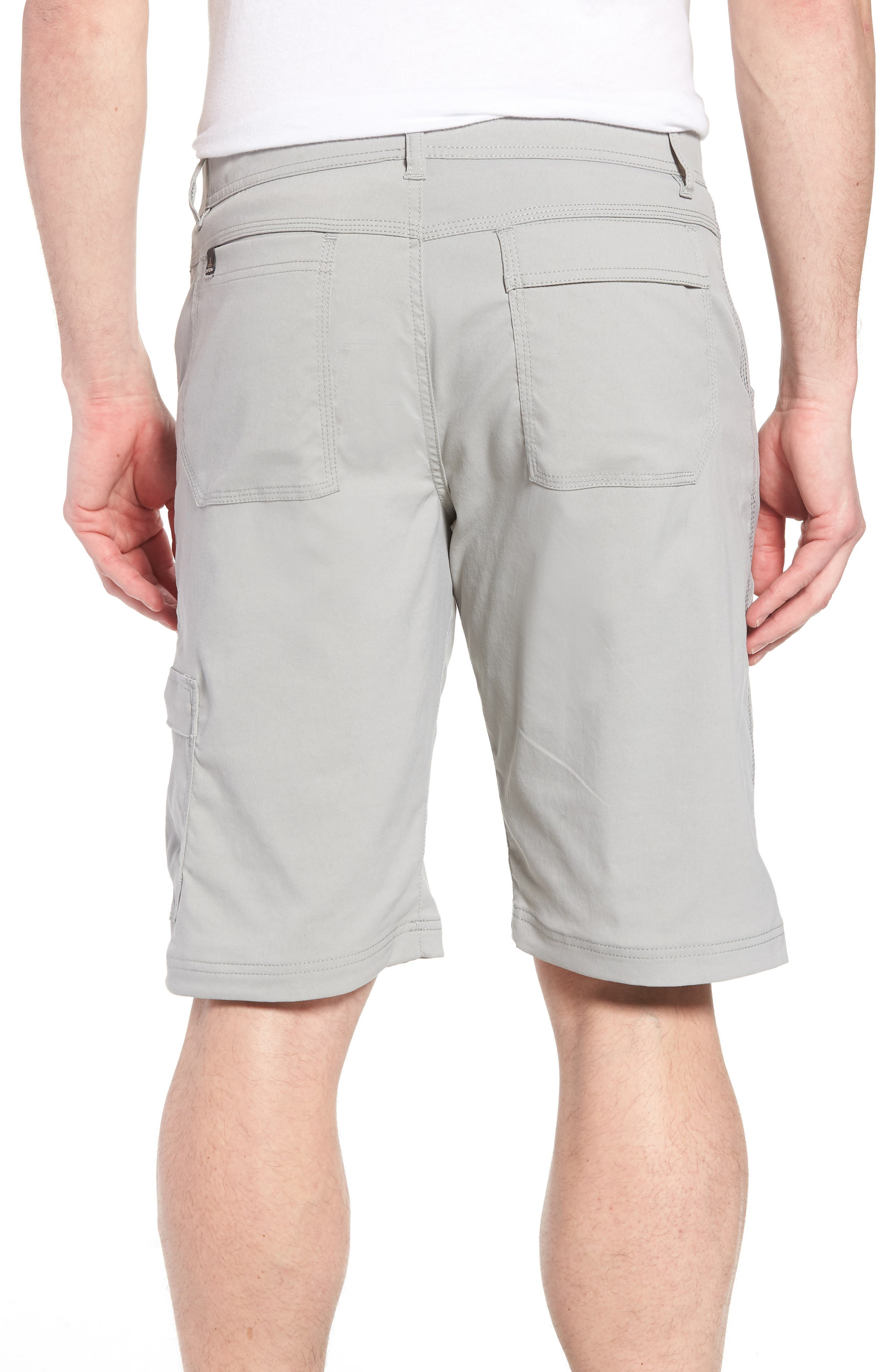 Zion Stretch Shorts,                             Alternate thumbnail 2, color,                             020
