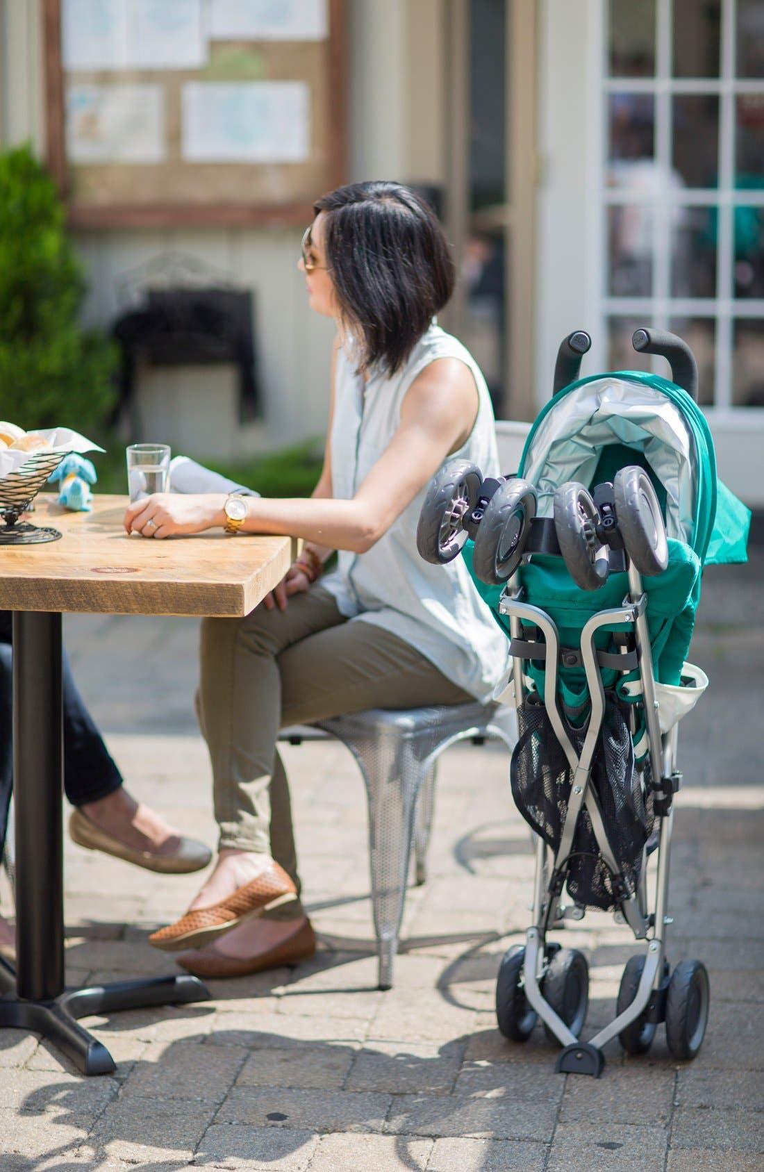 2015 G-LUXE - Aluminum Frame Reclining Umbrella Stroller,                             Alternate thumbnail 32, color,