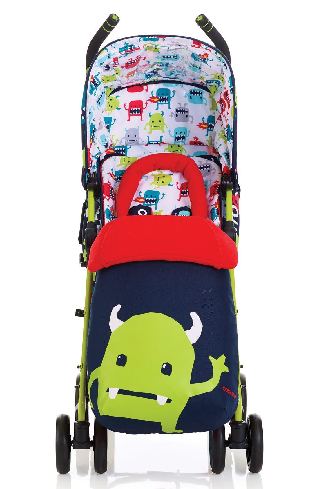 Supa Cuddle Monster 2 Stroller,                             Alternate thumbnail 2, color,                             001
