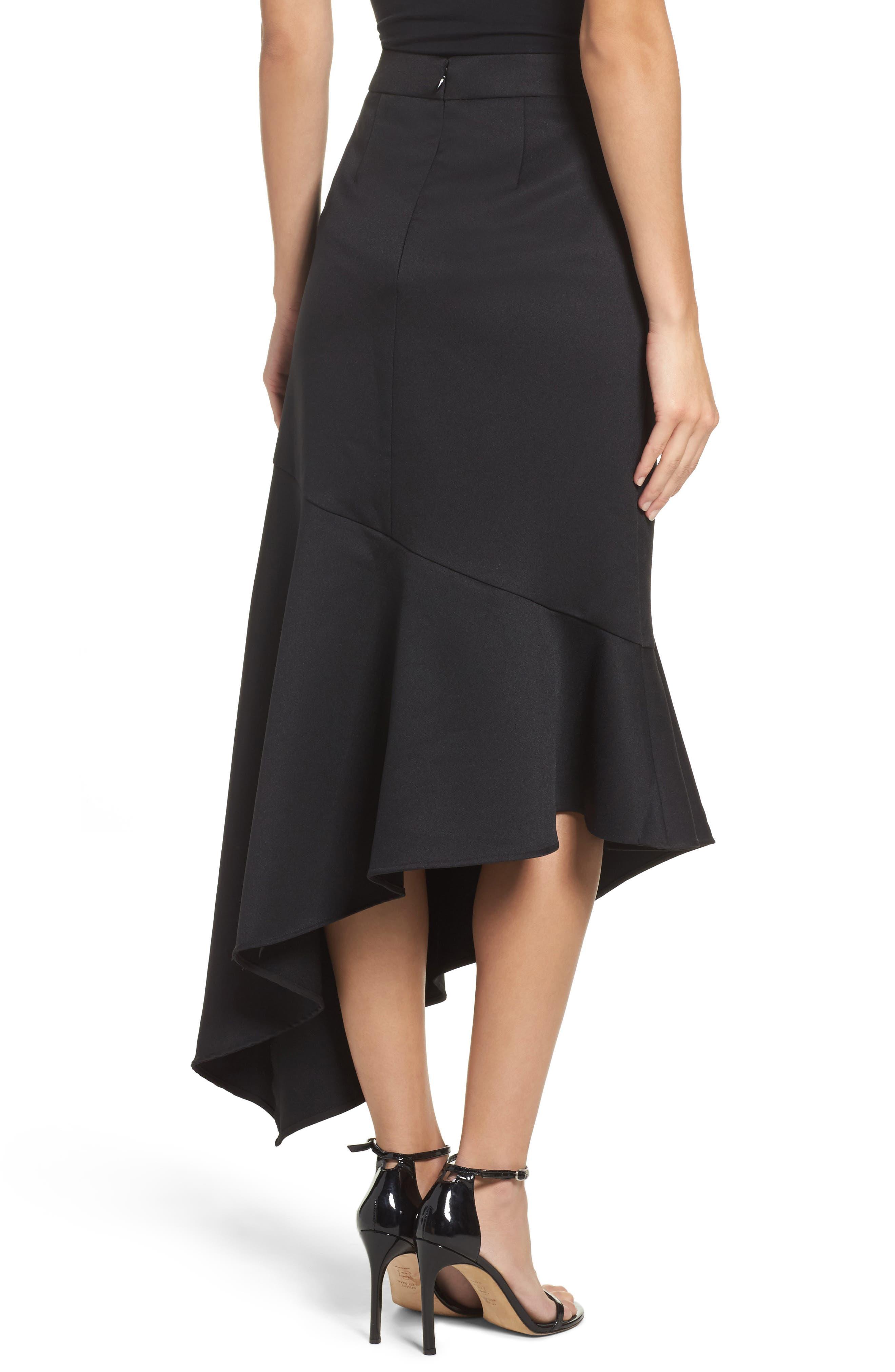 Neve Skirt,                             Alternate thumbnail 2, color,                             001