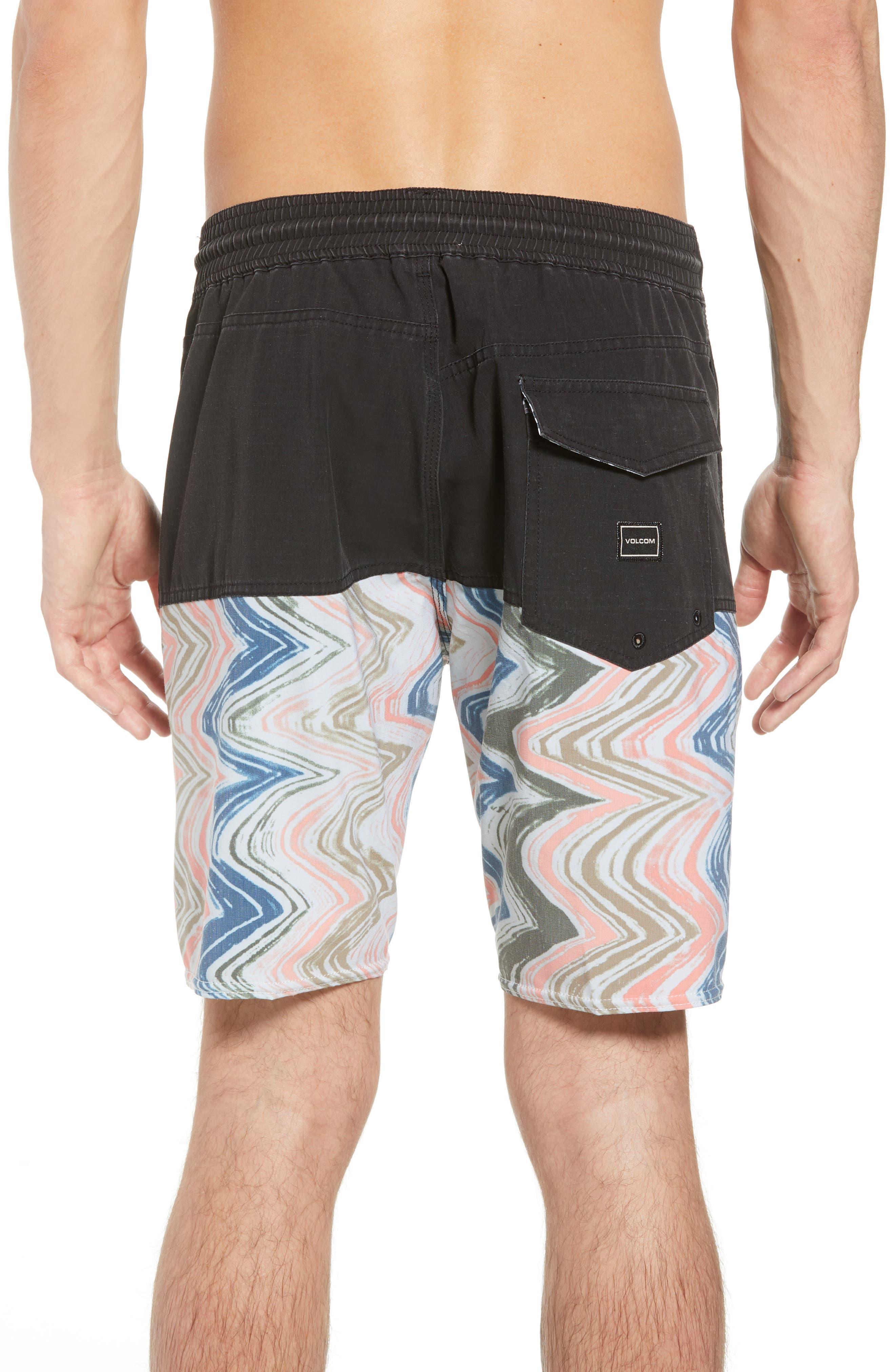 Vibes Half Stoney Board Shorts,                             Alternate thumbnail 6, color,