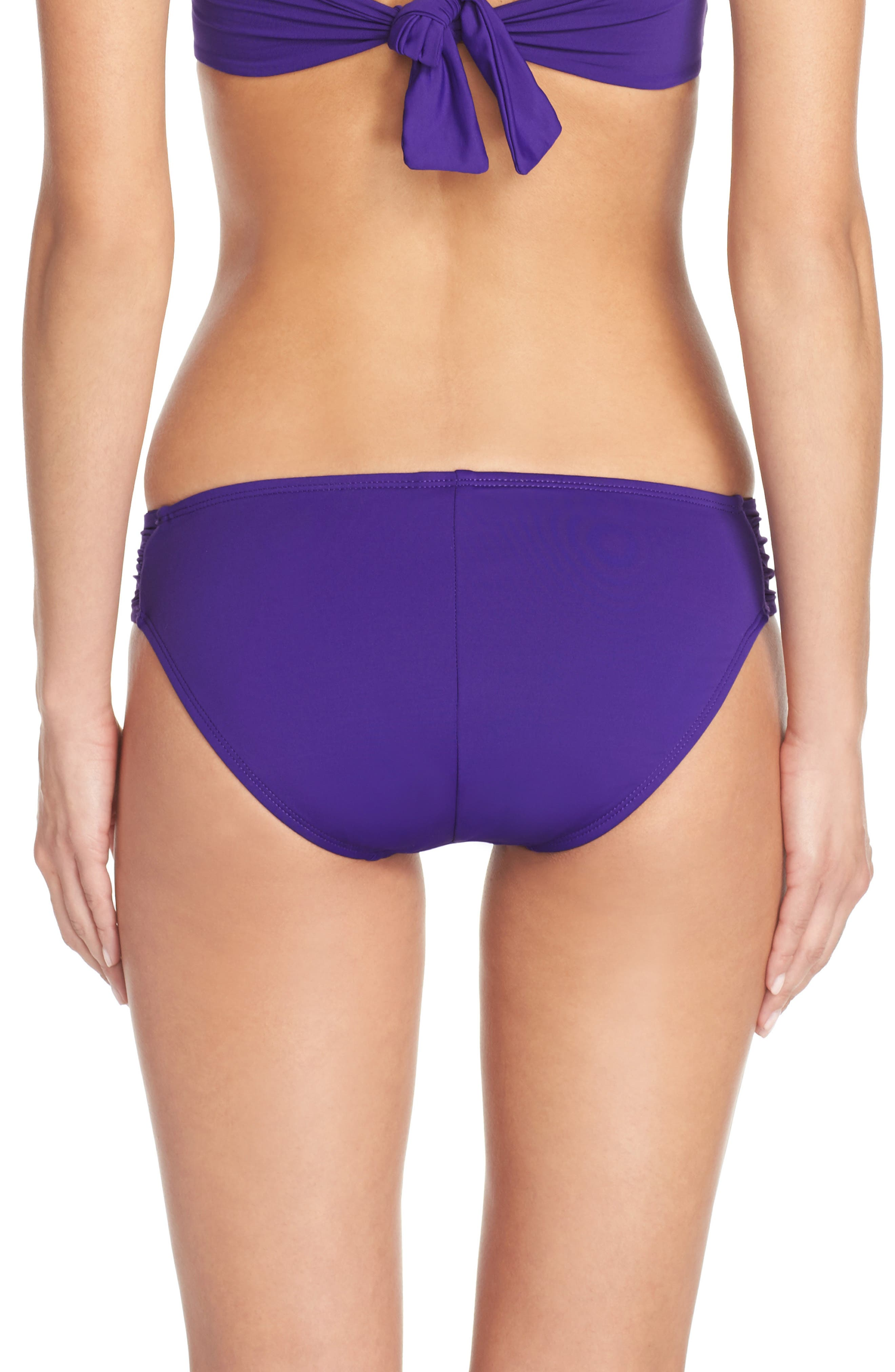 Island Goddess Hipster Bikini Bottoms,                             Alternate thumbnail 71, color,