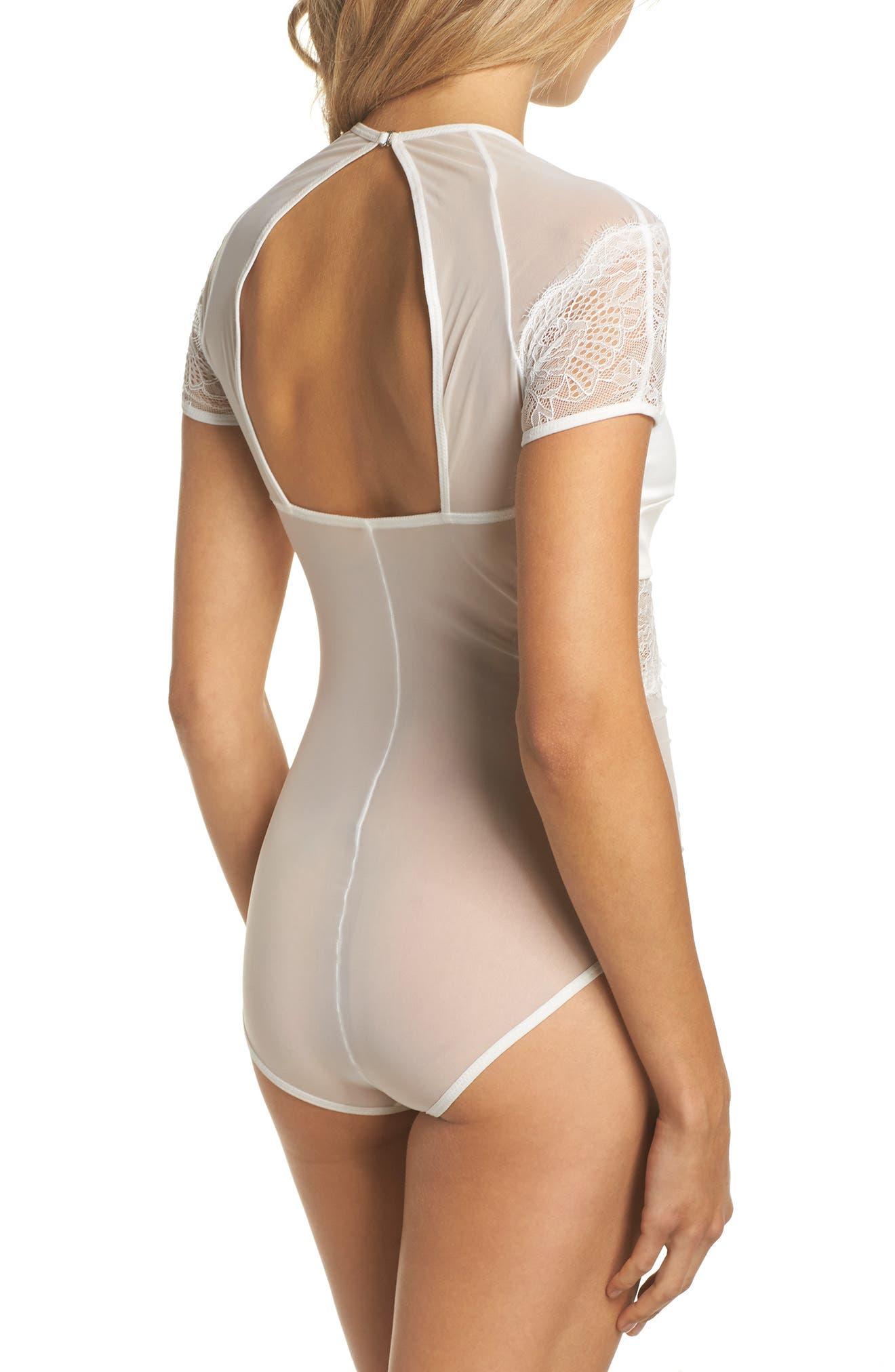 Thistle & Spire Sterling Embellished Bodysuit,                             Alternate thumbnail 2, color,                             900