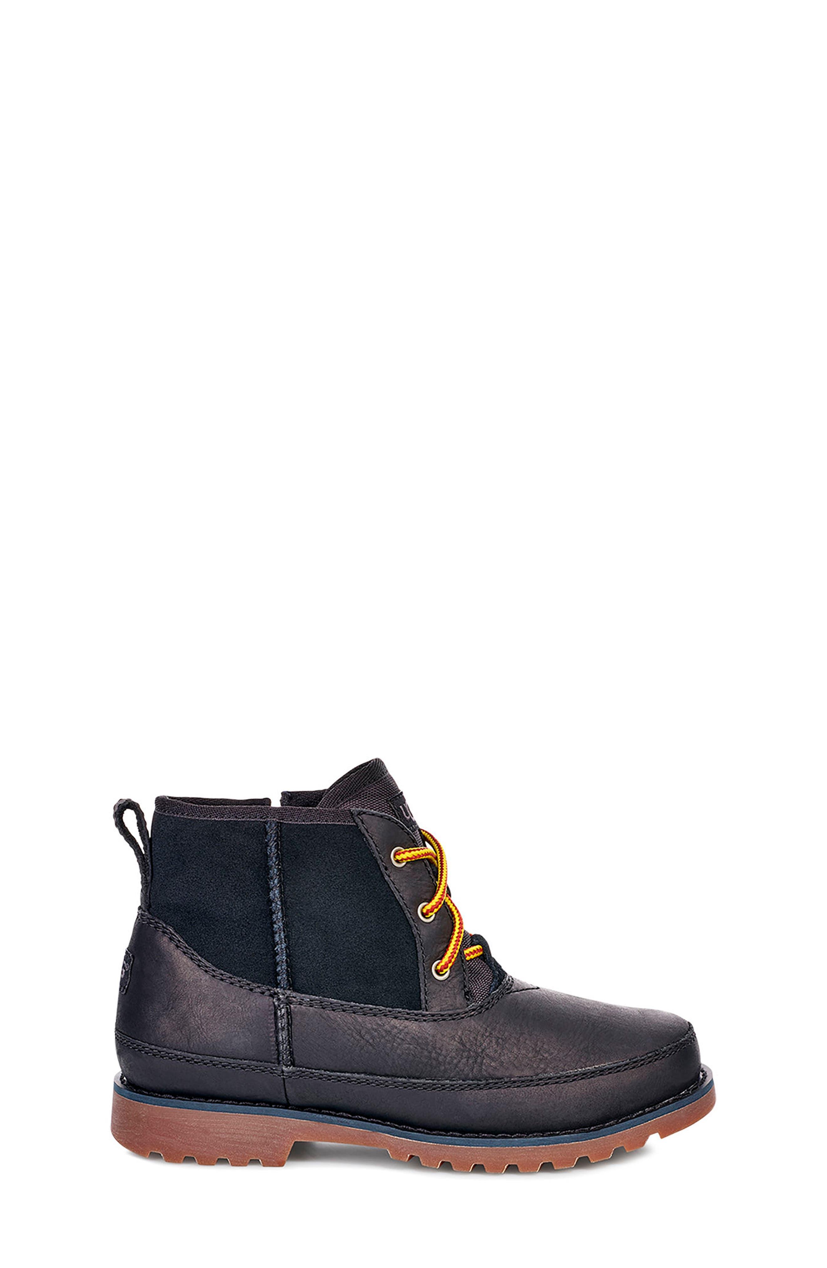 Bradley Waterproof Boot,                             Alternate thumbnail 2, color,                             BLACK