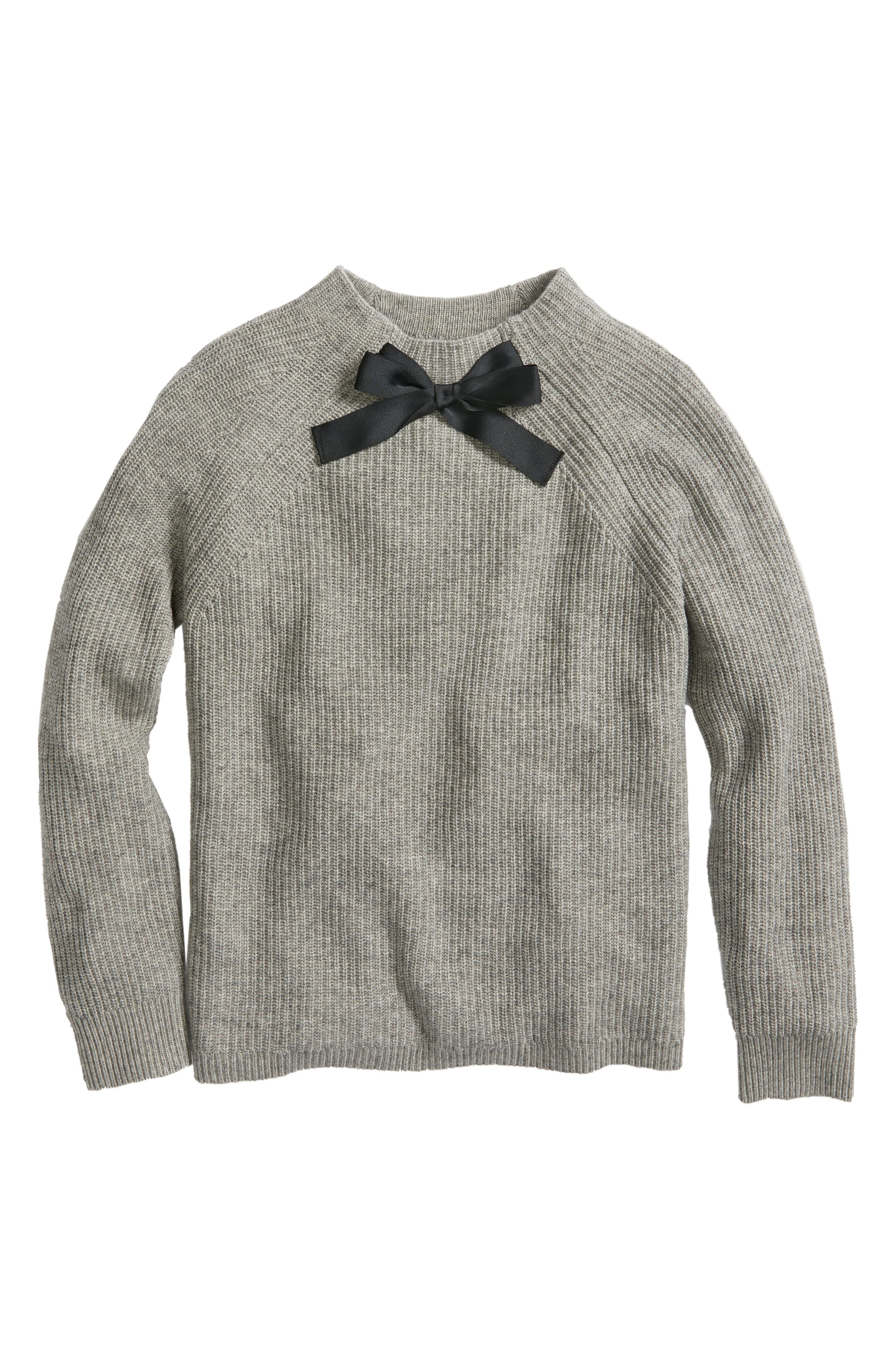 Gayle Tie Neck Sweater,                             Alternate thumbnail 19, color,