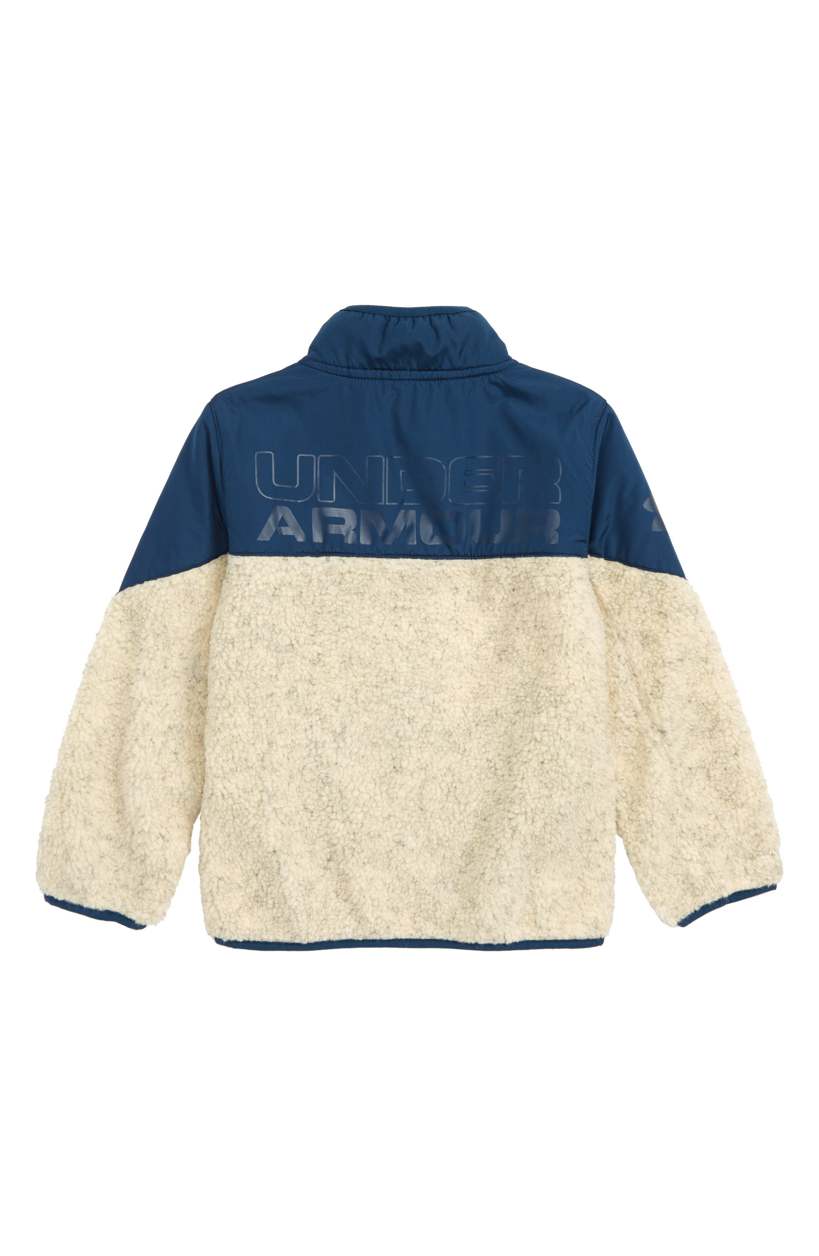 Storm Tanuk Fleece Jacket,                             Alternate thumbnail 2, color,                             OATMEAL HEATHER