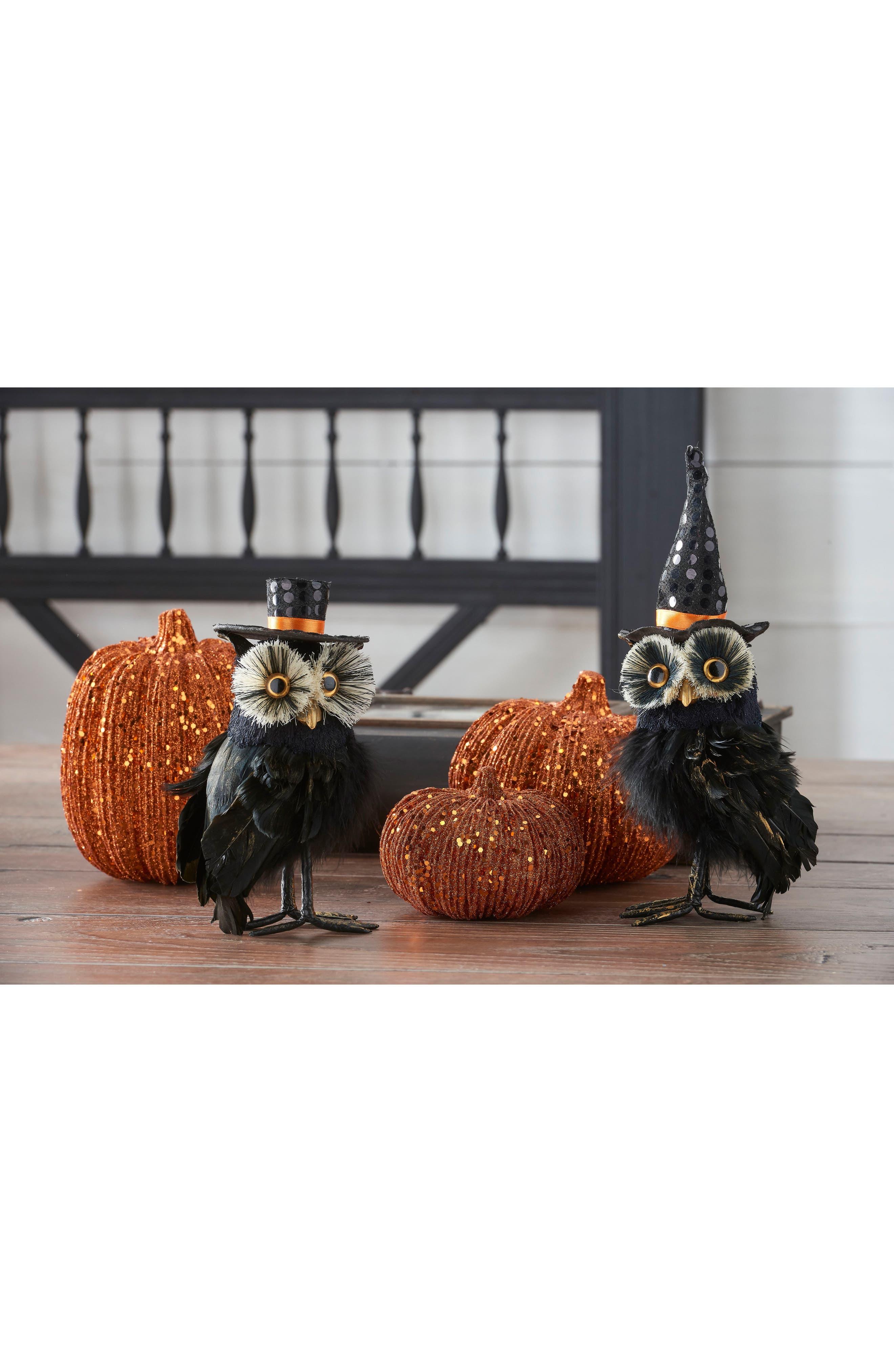 Decorative Owl,                             Alternate thumbnail 2, color,                             001