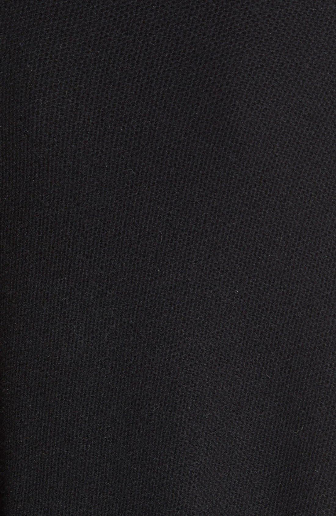 JOIE,                             'Loysse' Wool & Cashmere Cowl Neck Sweater,                             Alternate thumbnail 3, color,                             002