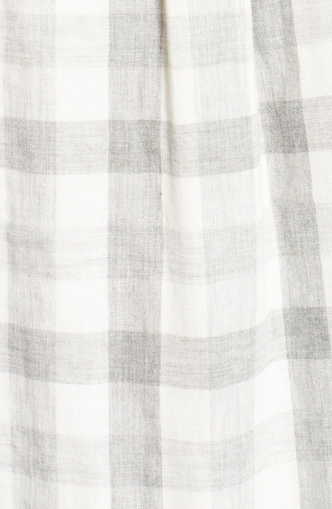 'Durham' Regular Fit Check Sport Shirt,                             Alternate thumbnail 3, color,                             054