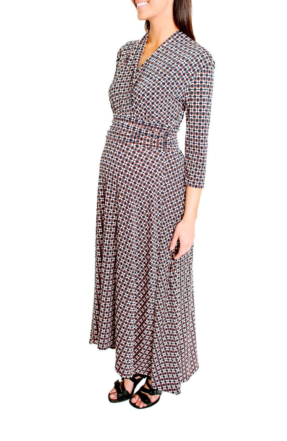 Liv Maternity Dress,                             Alternate thumbnail 2, color,
