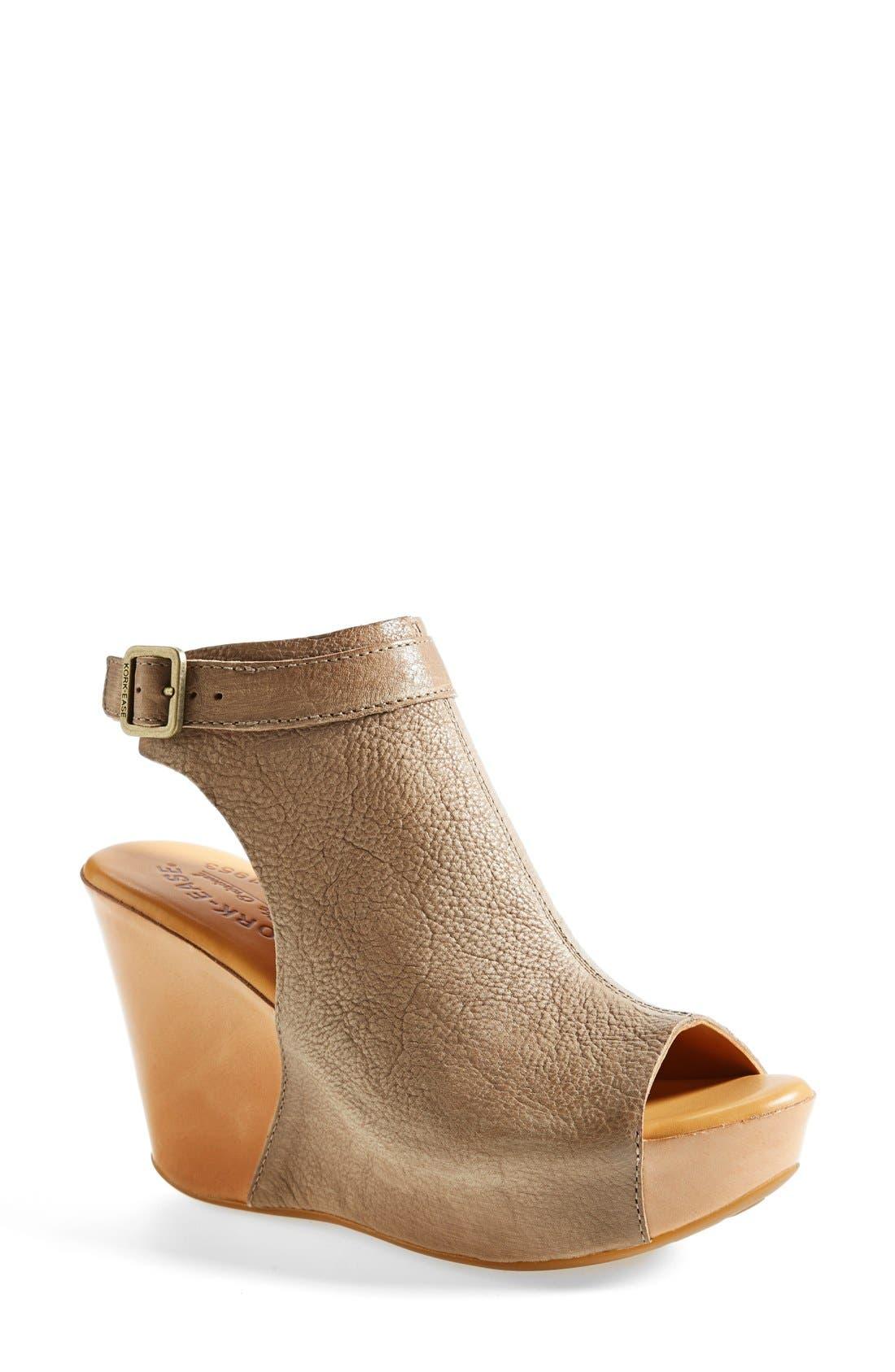 'Berit' Wedge Sandal,                             Main thumbnail 12, color,