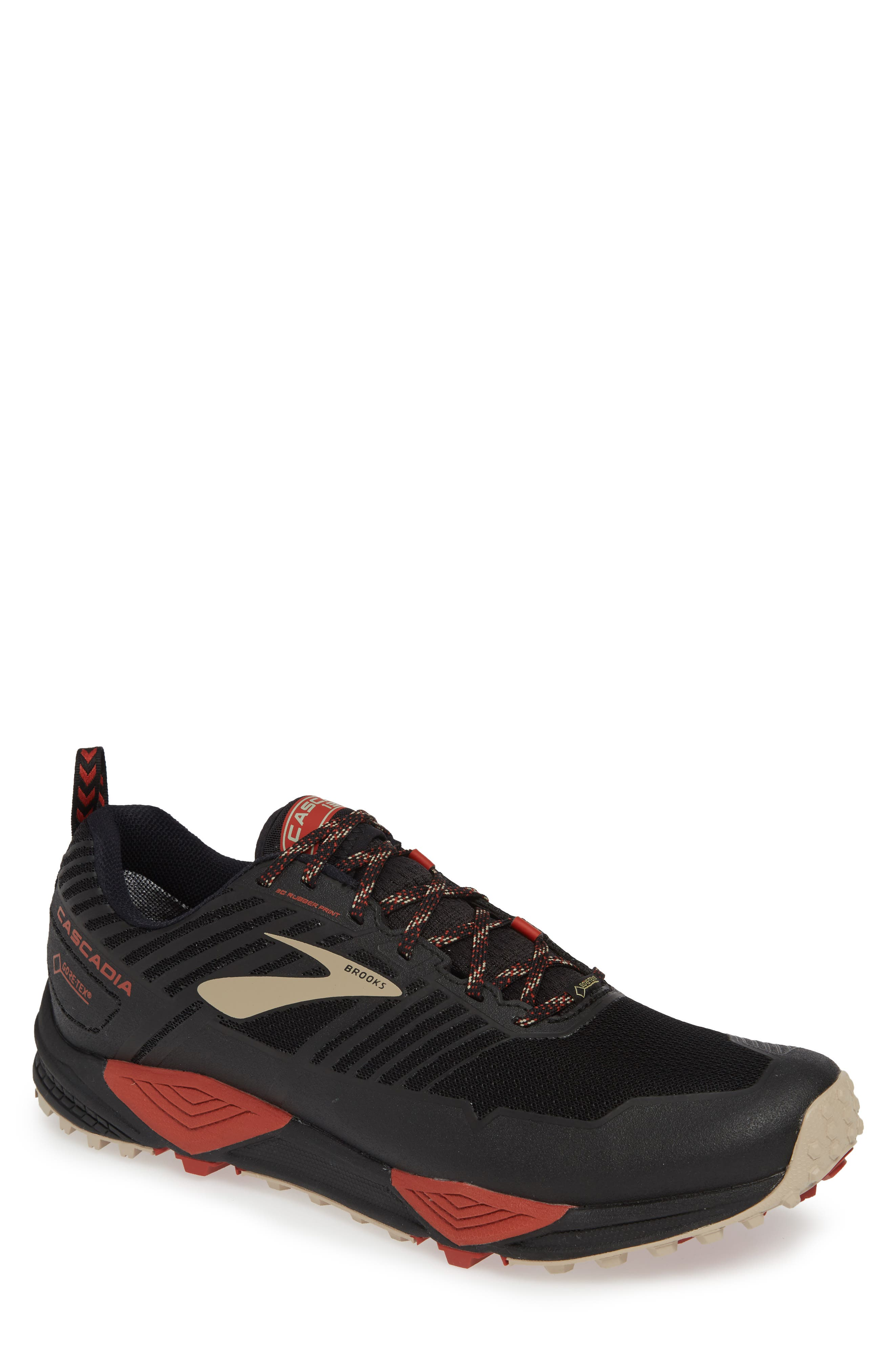 81f041fbc825 UPC 011020000086 product image for Men s Brooks Cascadia 13 Gtx Gore-Tex Waterproof  Trail Running