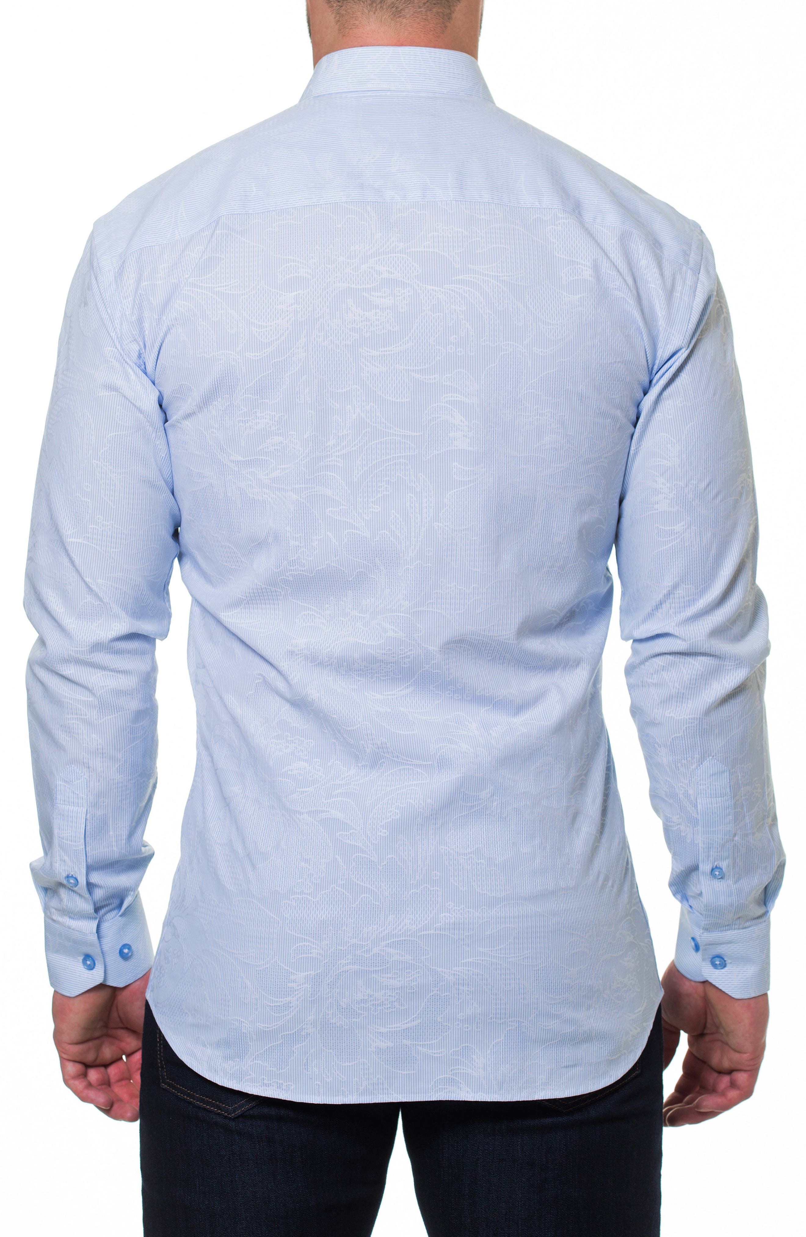 Luxor Flow Sport Shirt,                             Alternate thumbnail 2, color,                             420