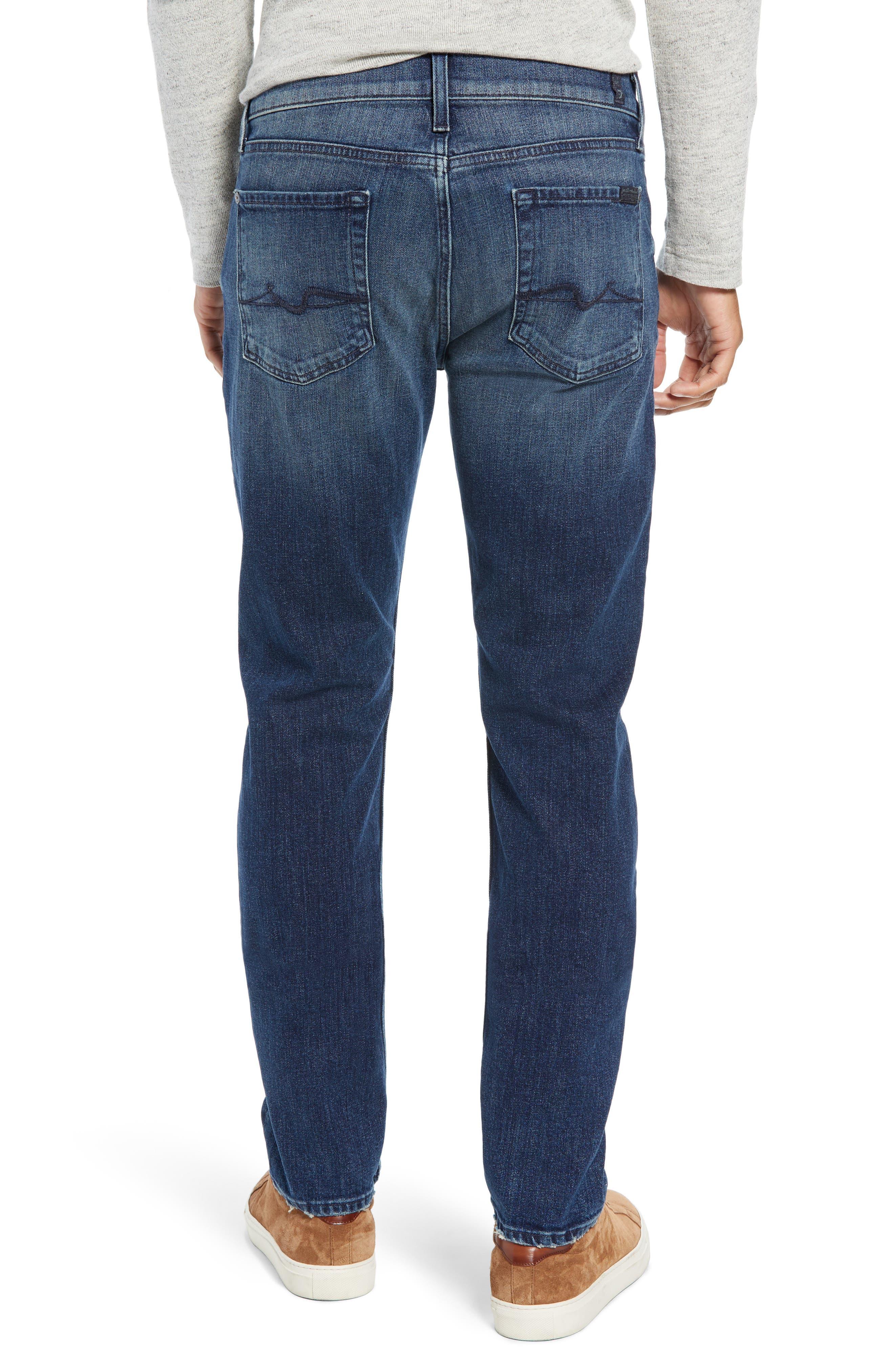 Slimmy Slim Fit Jeans,                             Alternate thumbnail 2, color,                             DRIFTER