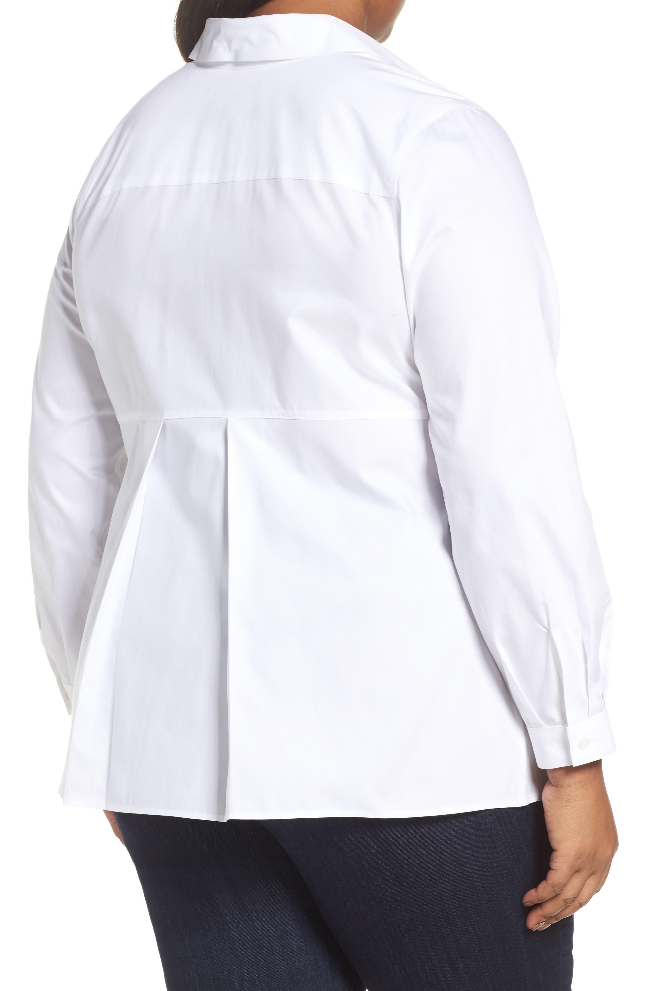 Pinpoint Oxford Cloth Shirt,                             Alternate thumbnail 4, color,