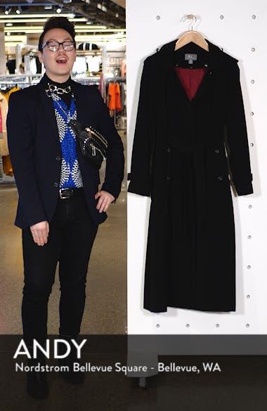 Full Length Hooded Nepage Raincoat, sales video thumbnail