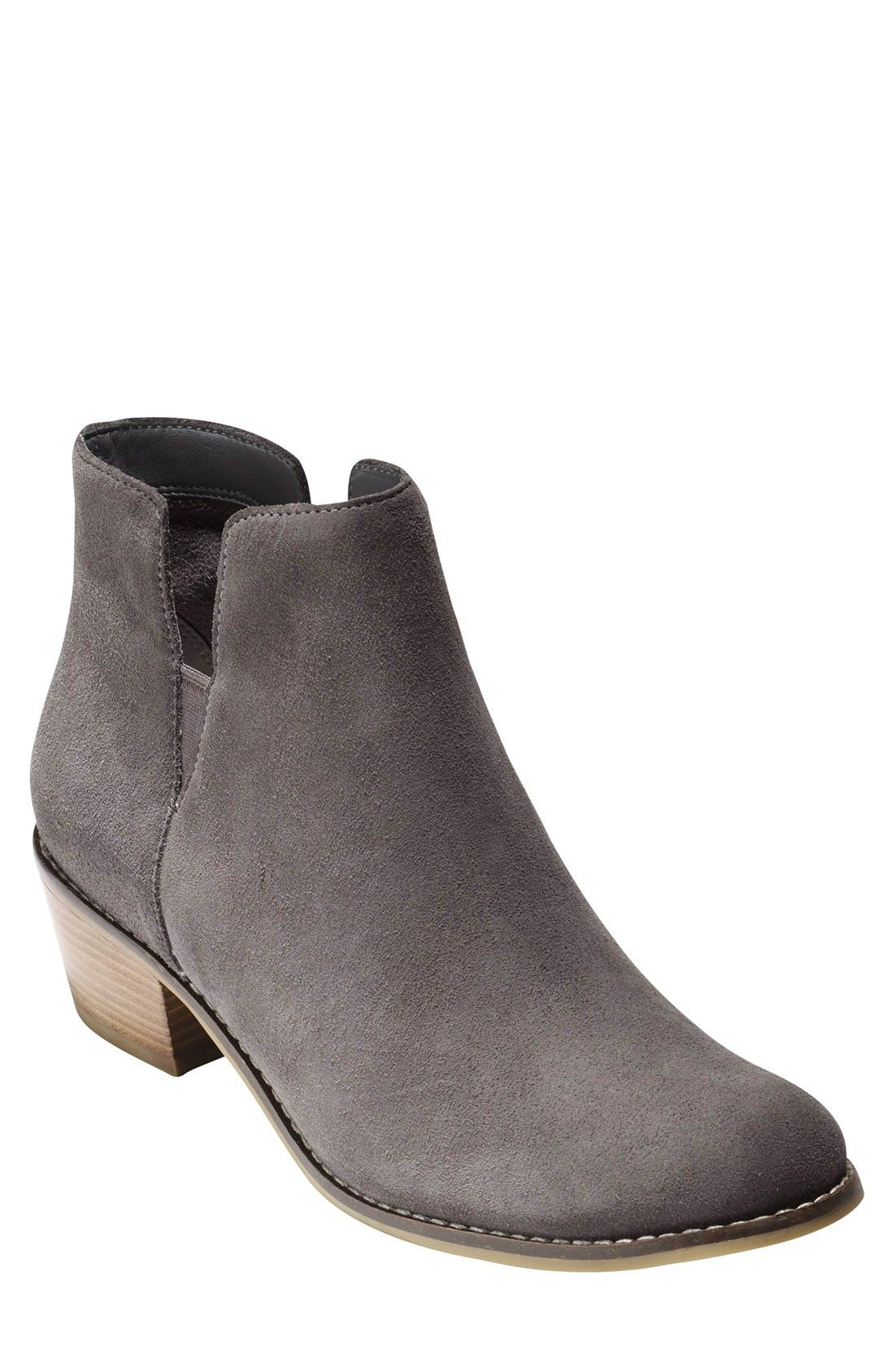 'Abbot' Chelsea Boot,                             Main thumbnail 5, color,