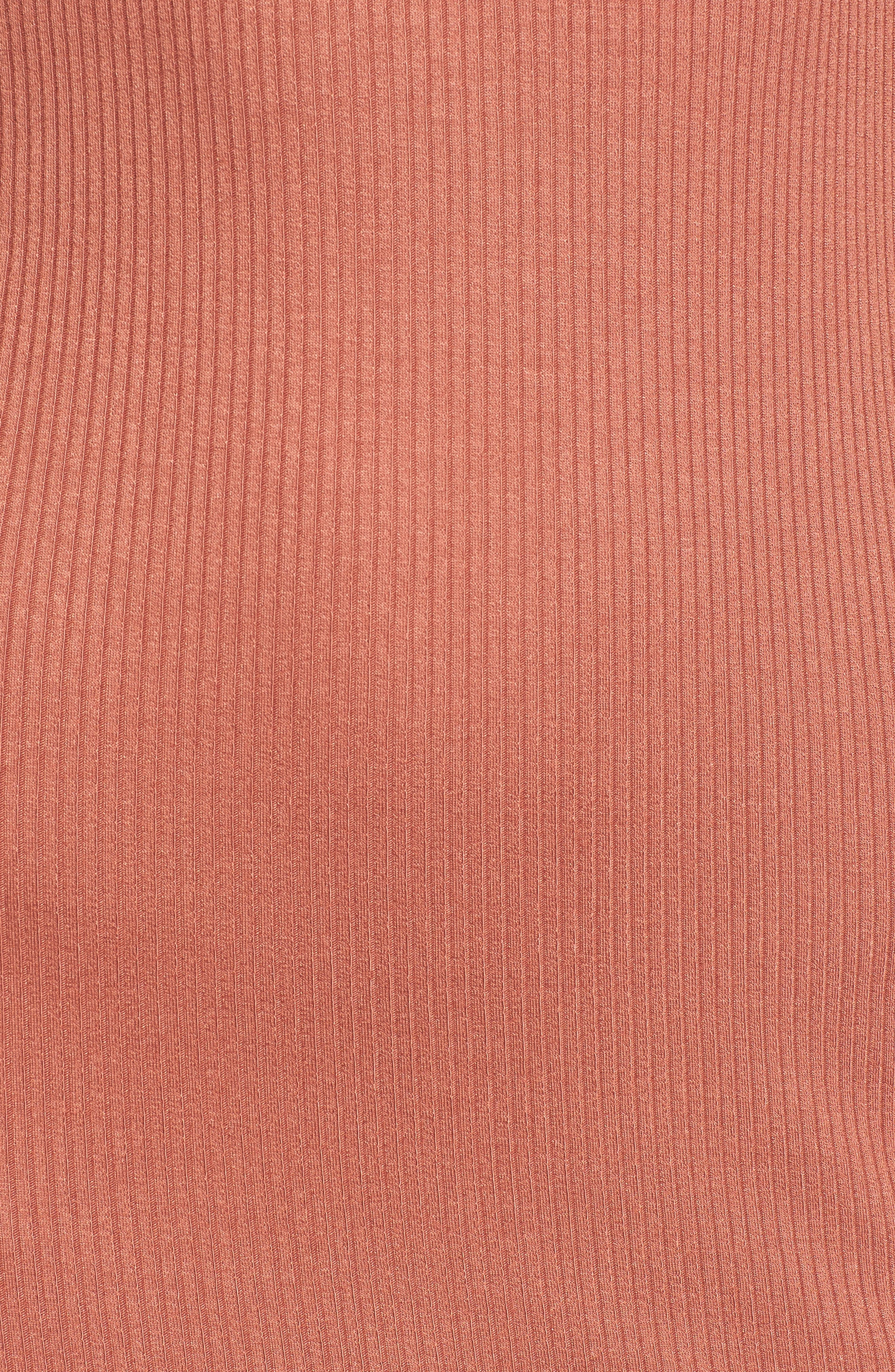 Rib Tank Dress,                             Alternate thumbnail 13, color,