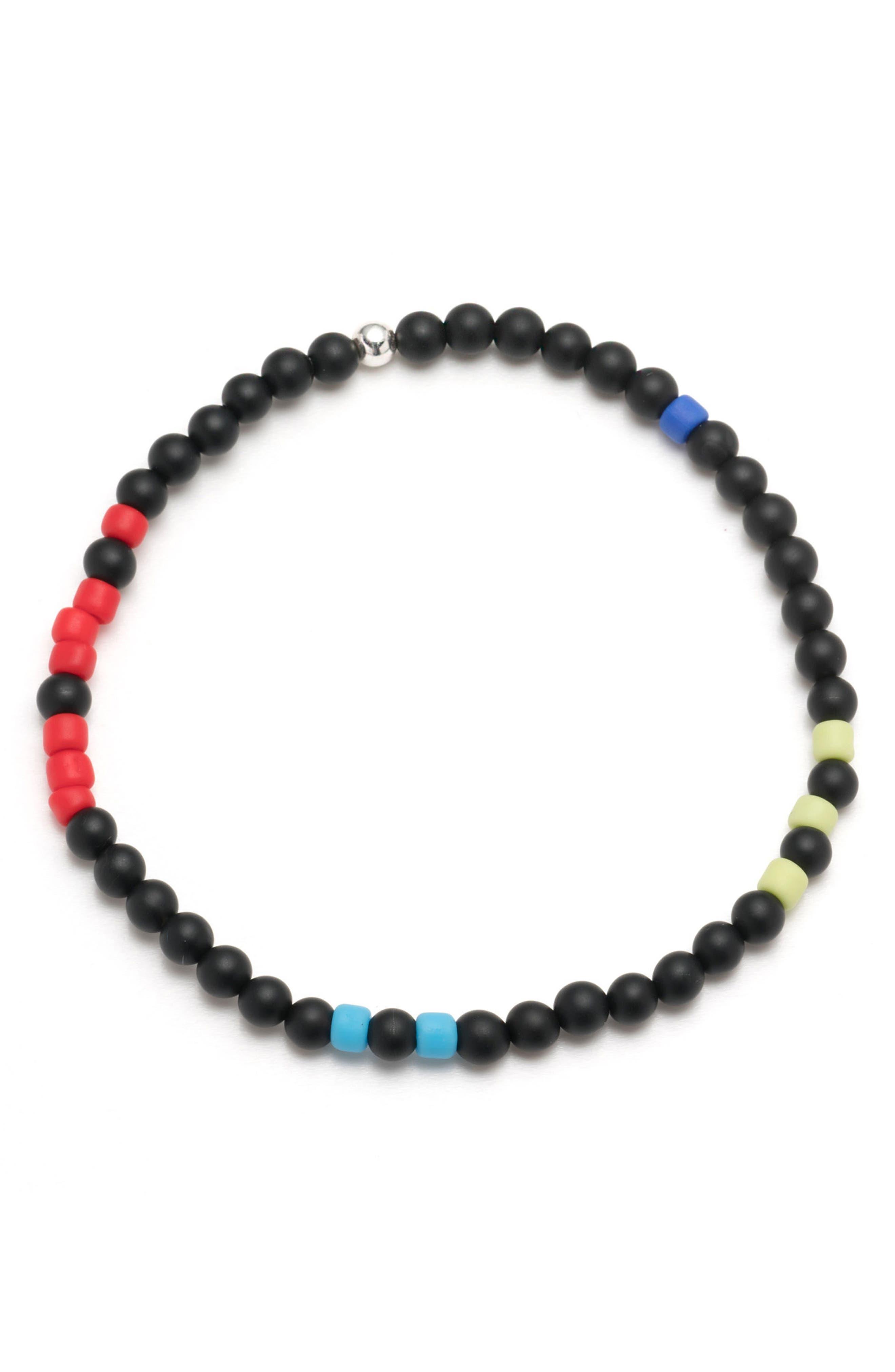 GEORGE FROST Wise Morse Bracelet, Main, color, 001