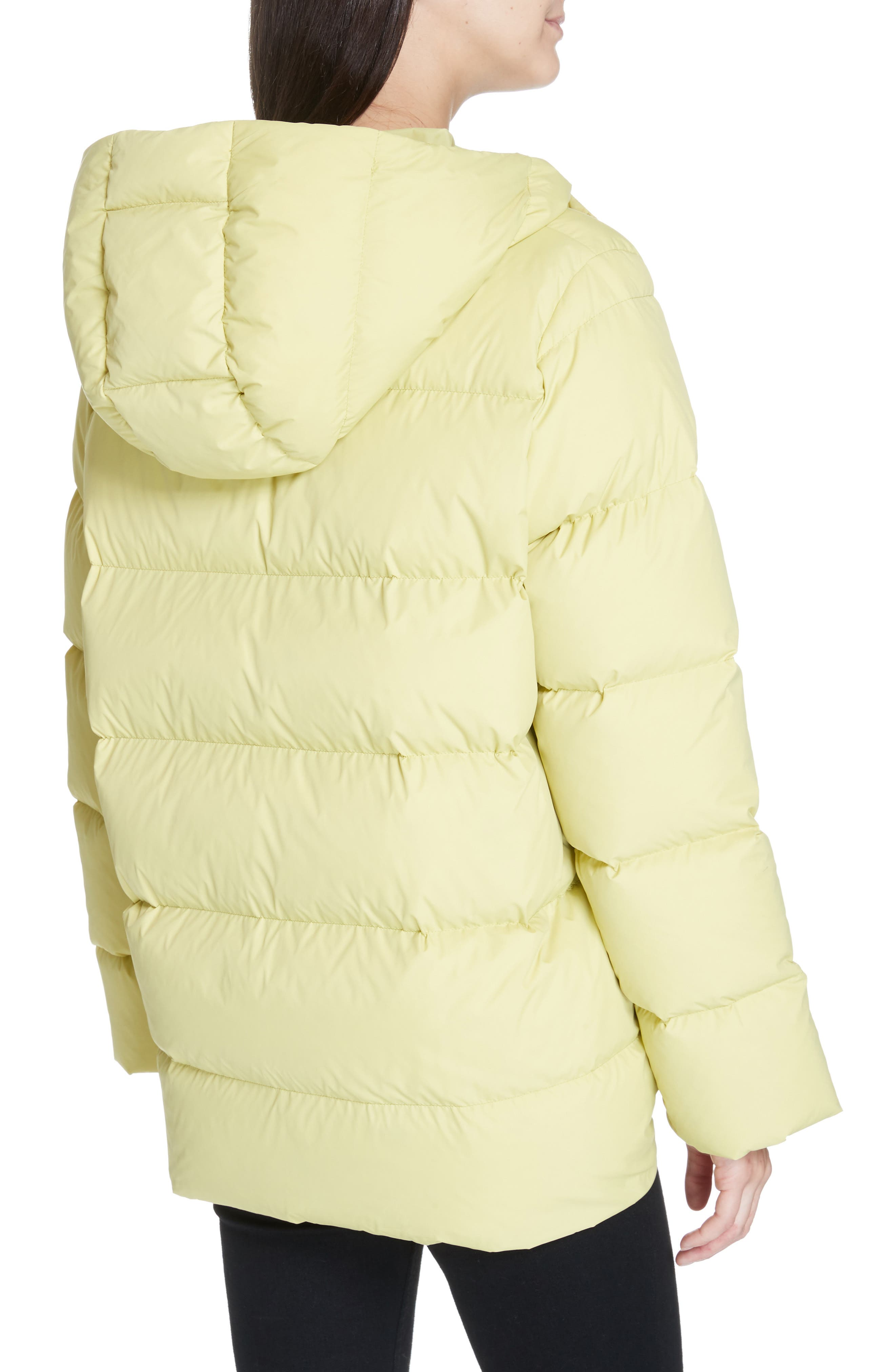 Hooded Down Jacket,                             Alternate thumbnail 2, color,                             VEBNA