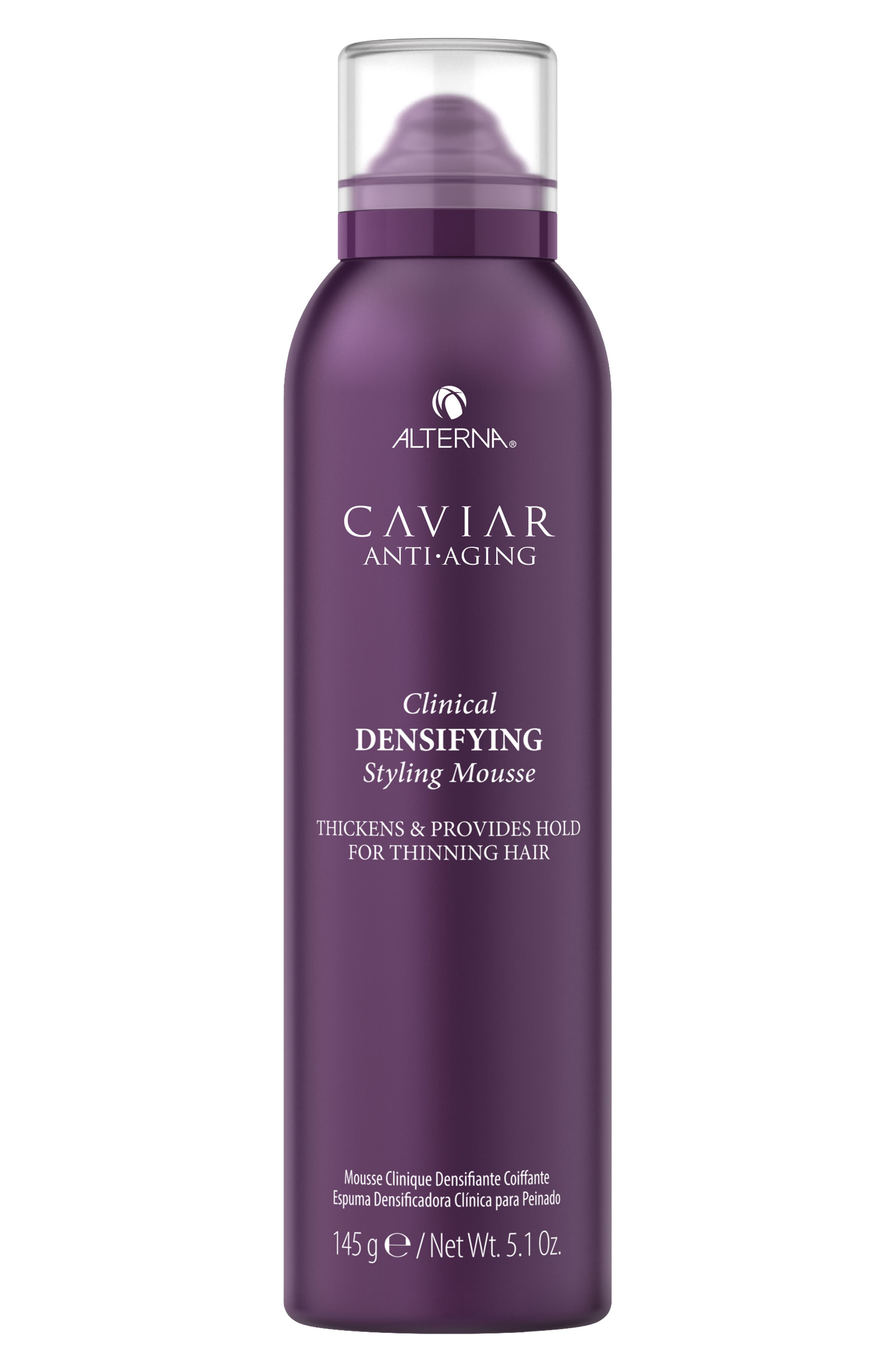 Caviar Anti-Aging Clinical Densifying Styling Mousse,                             Main thumbnail 1, color,                             NO COLOR