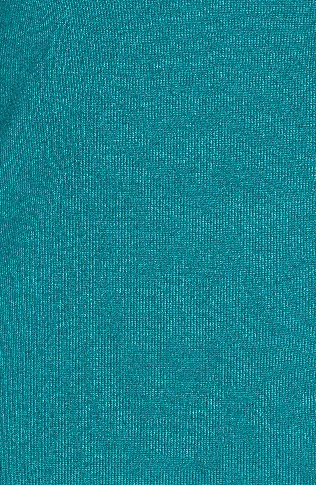 Three Quarter Sleeve Cardigan,                             Alternate thumbnail 202, color,