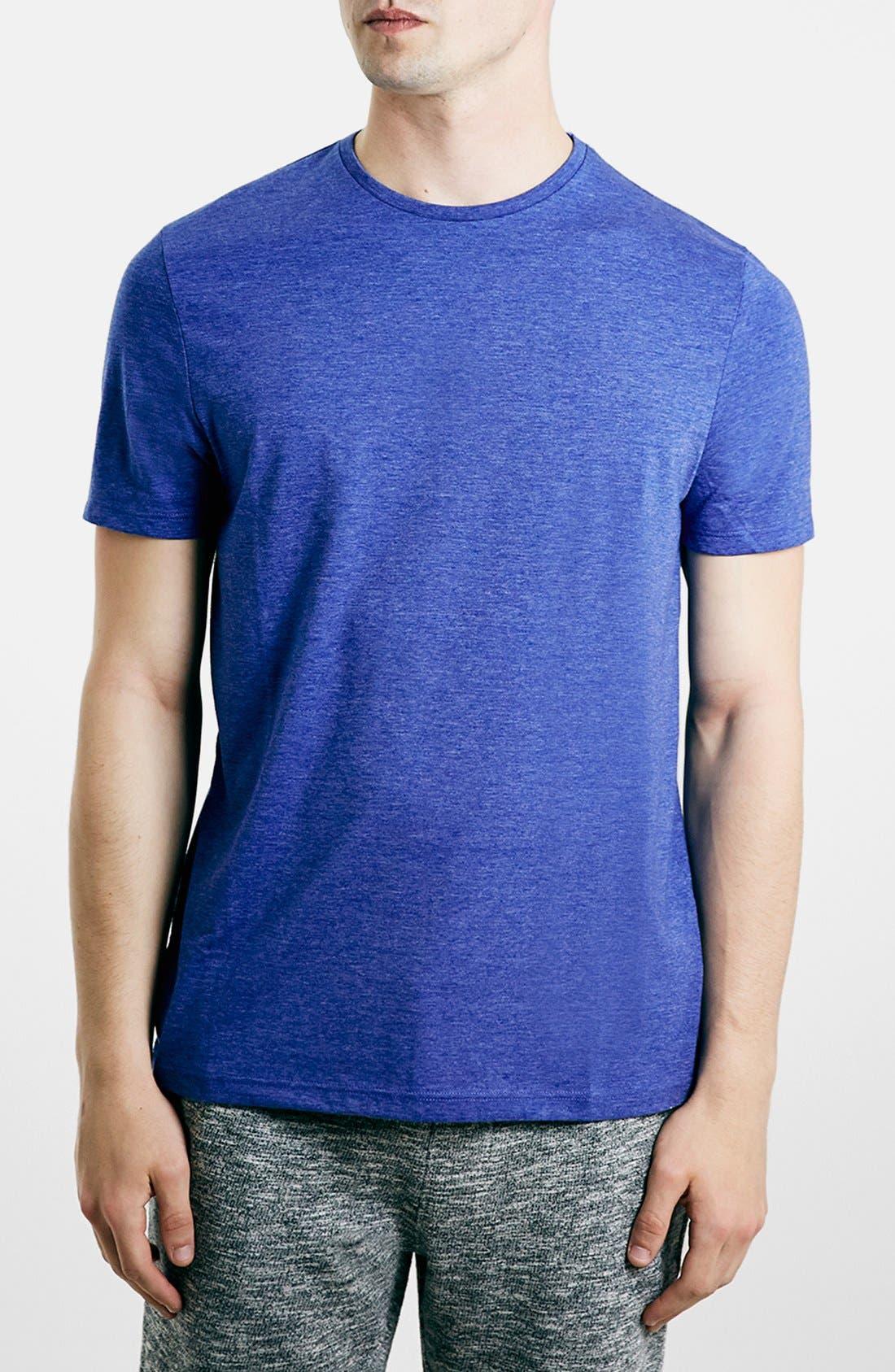 Slim Fit Crewneck T-Shirt,                             Main thumbnail 63, color,