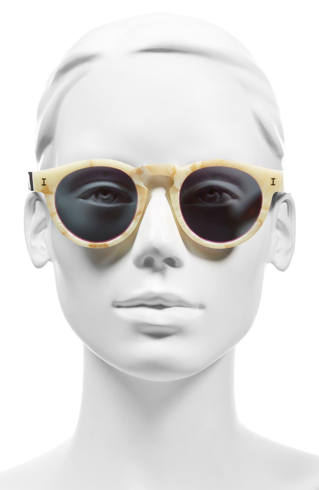 'Leonard' 47mm Sunglasses,                             Alternate thumbnail 138, color,