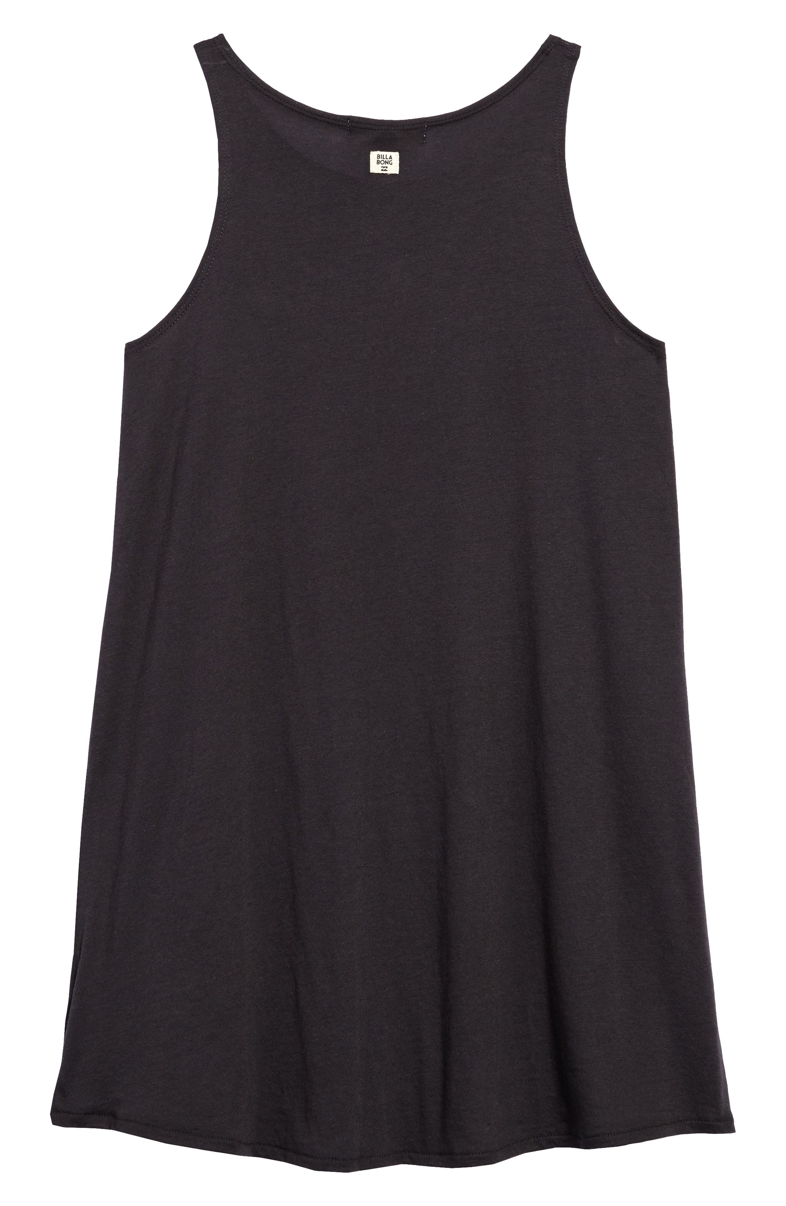 Choose You Graphic Tank Dress,                             Alternate thumbnail 4, color,