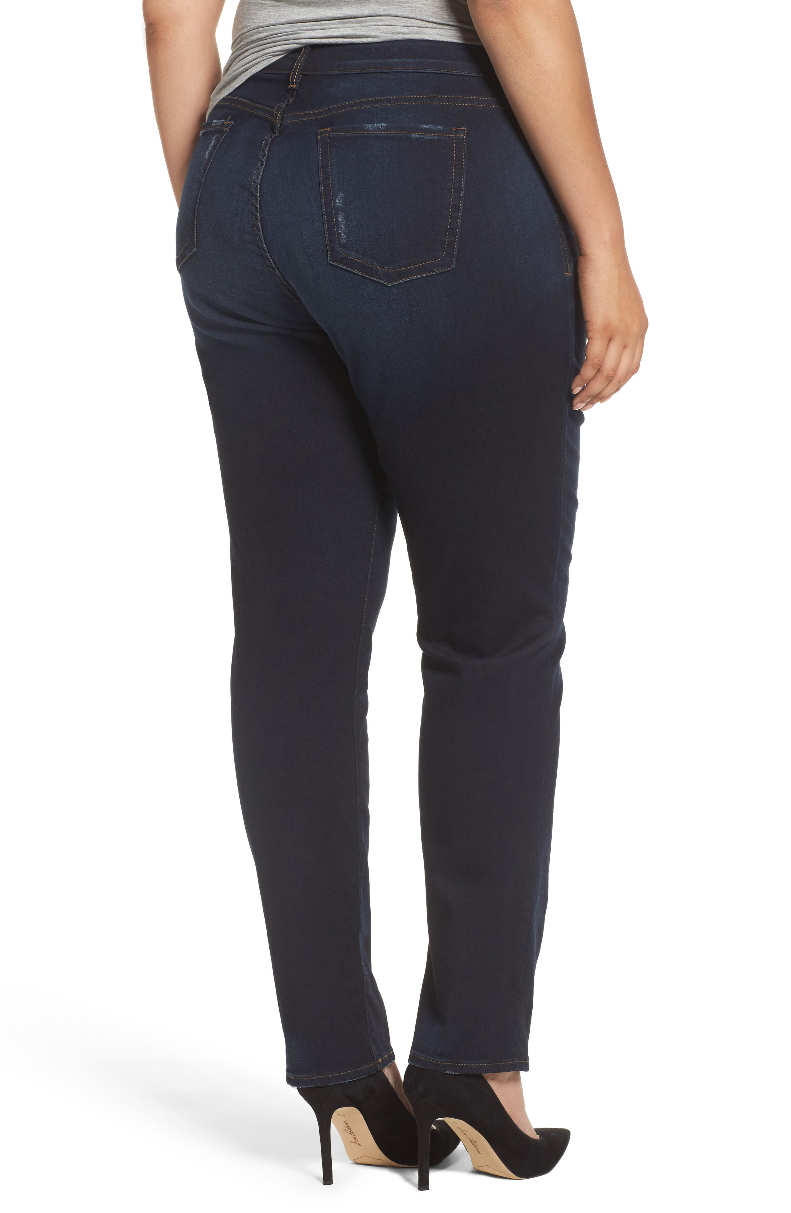 Diana Stretch Skinny Jeans,                             Alternate thumbnail 2, color,