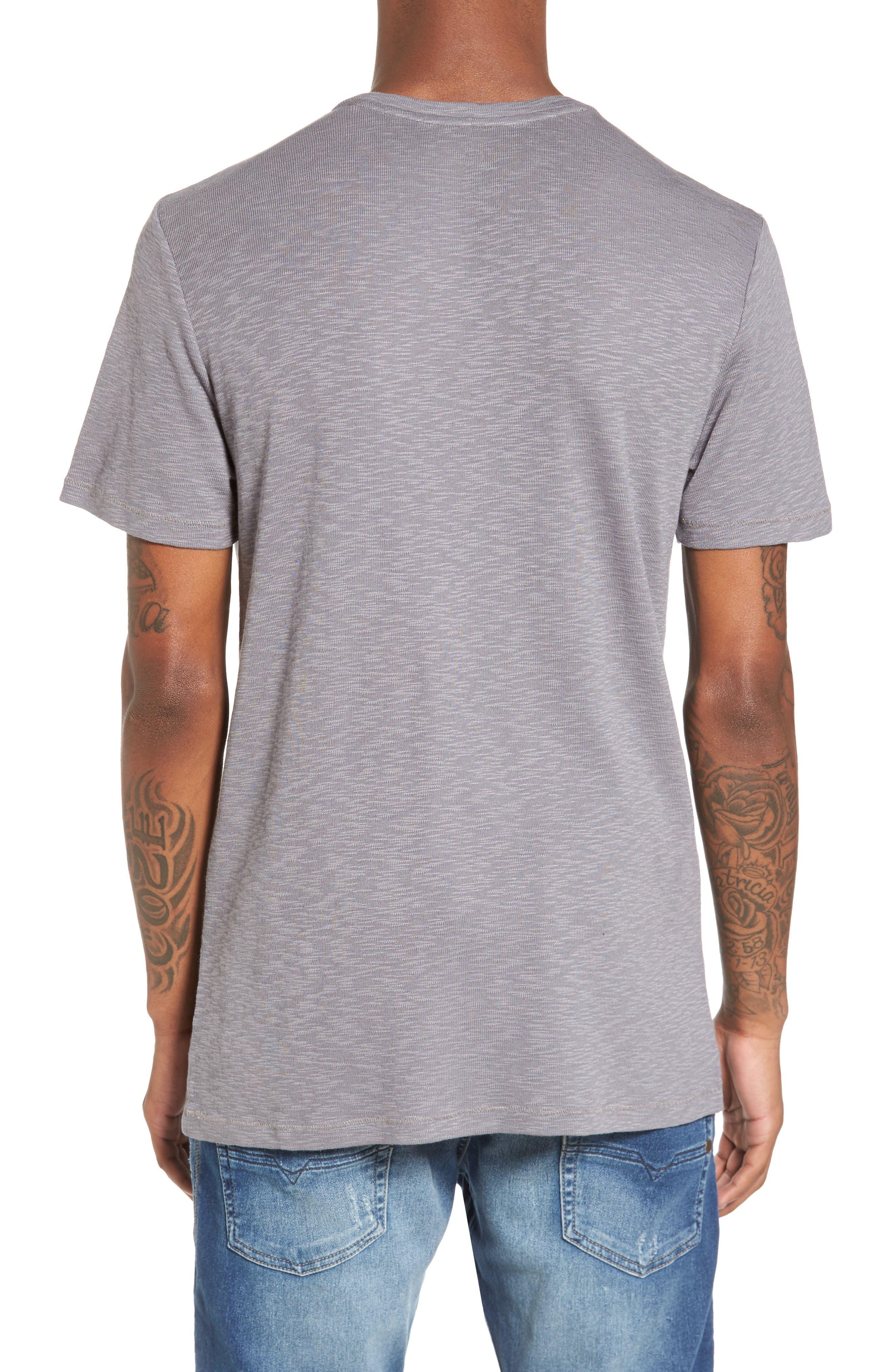 Capitola V-Neck T-Shirt,                             Alternate thumbnail 7, color,