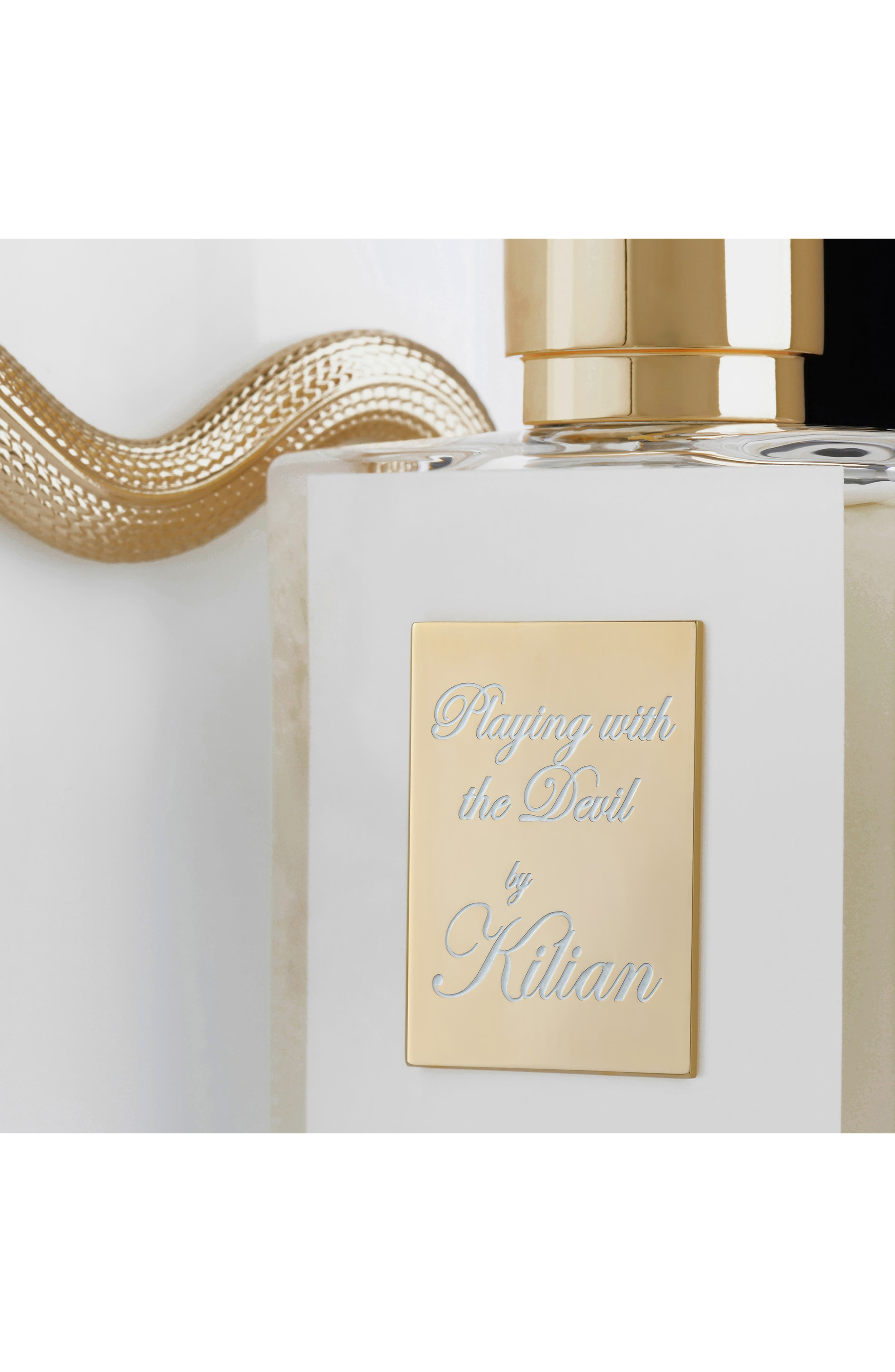 KILIAN,                             'In the Garden of Good and Evil - Playing with the Devil' Refillable Fragrance,                             Alternate thumbnail 10, color,                             NO COLOR